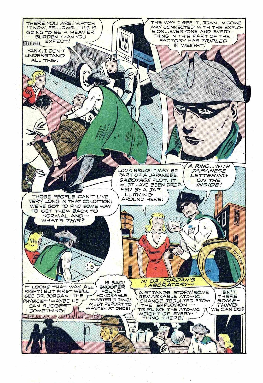 Read online America's Best Comics comic -  Issue #13 - 18