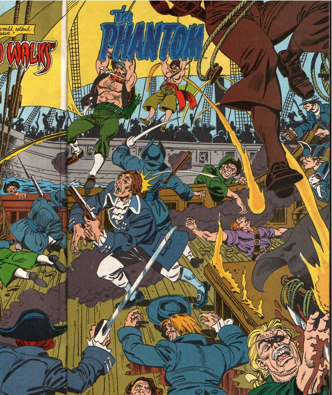 Read online The Phantom (1988) comic -  Issue #1 - 7