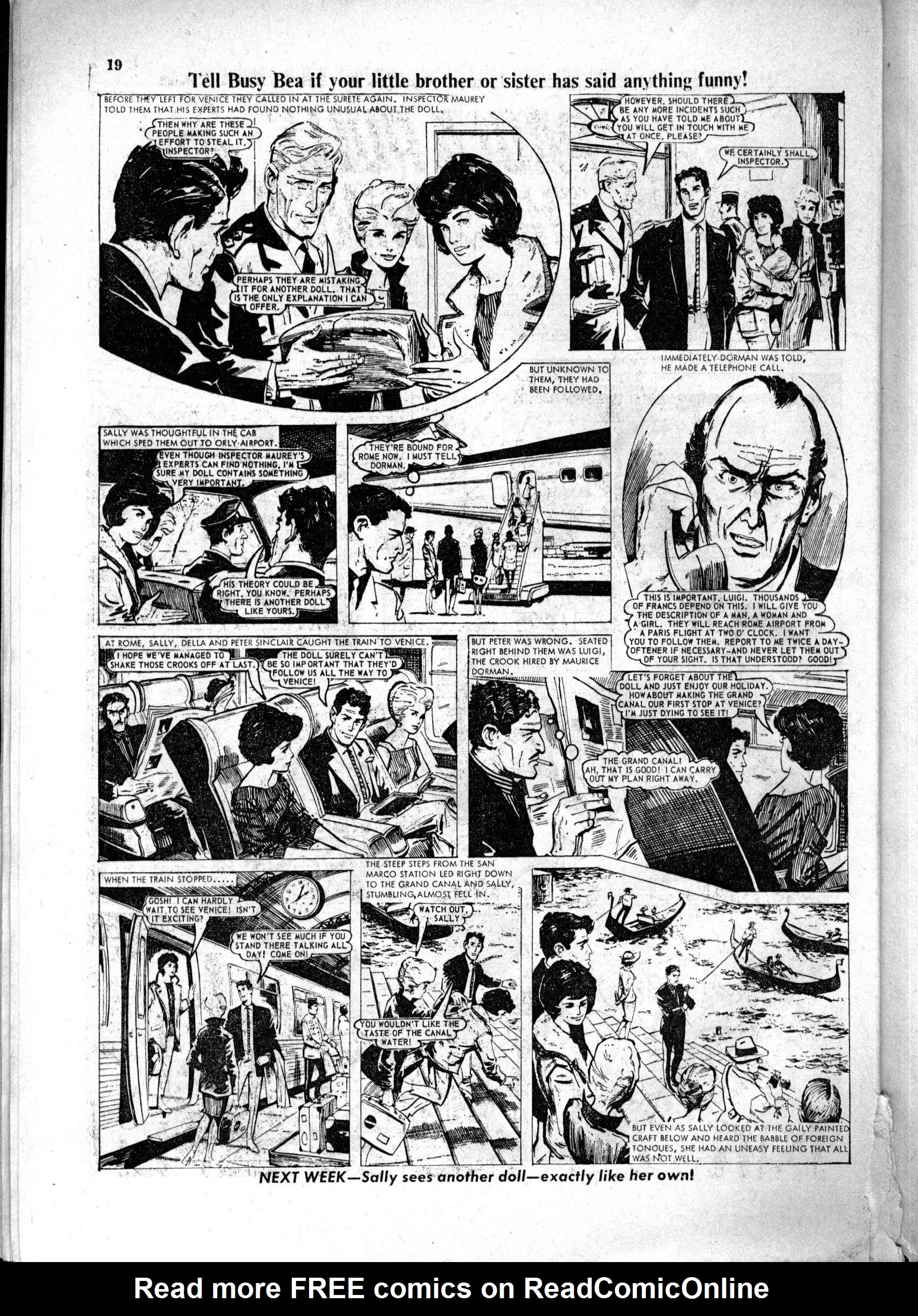 Read online Judy comic -  Issue #229 - 20