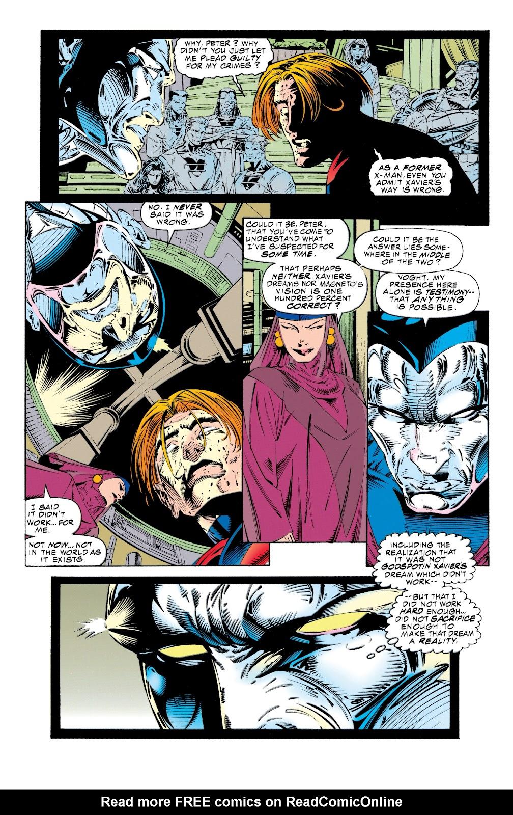 Uncanny X-Men (1963) issue 315 - Page 17