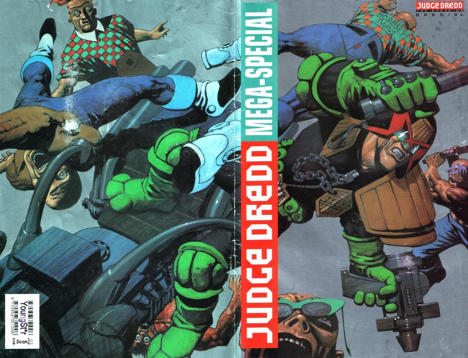 Judge Dredd Mega-Special 5 Page 1