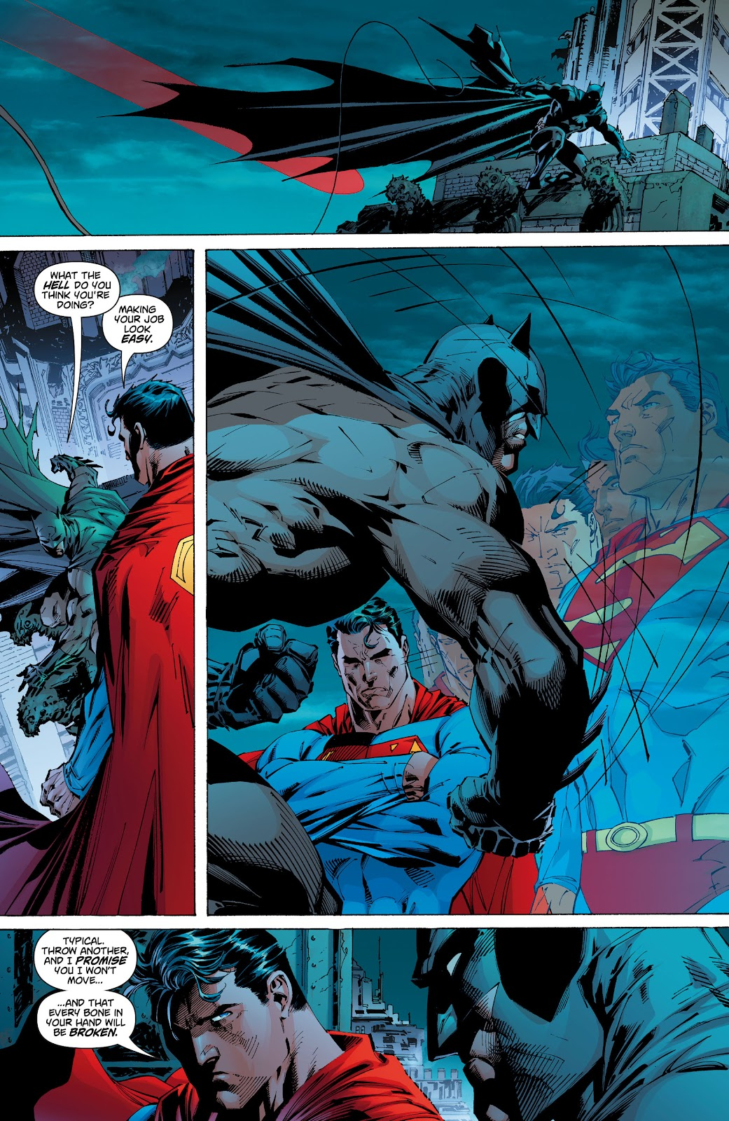 Read online Superman: For Tomorrow comic -  Issue # TPB (Part 2) - 68