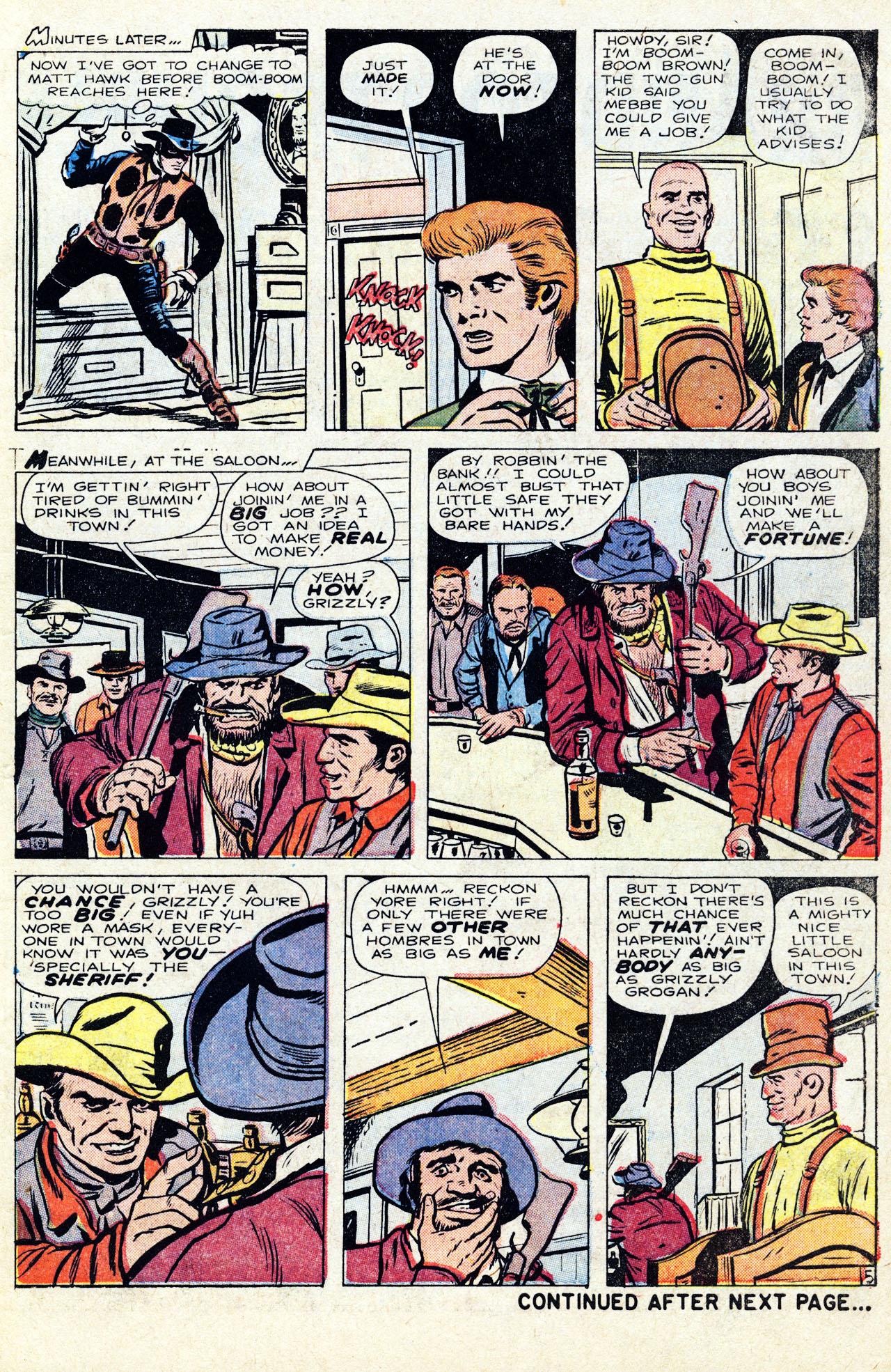 Read online Two-Gun Kid comic -  Issue #64 - 7