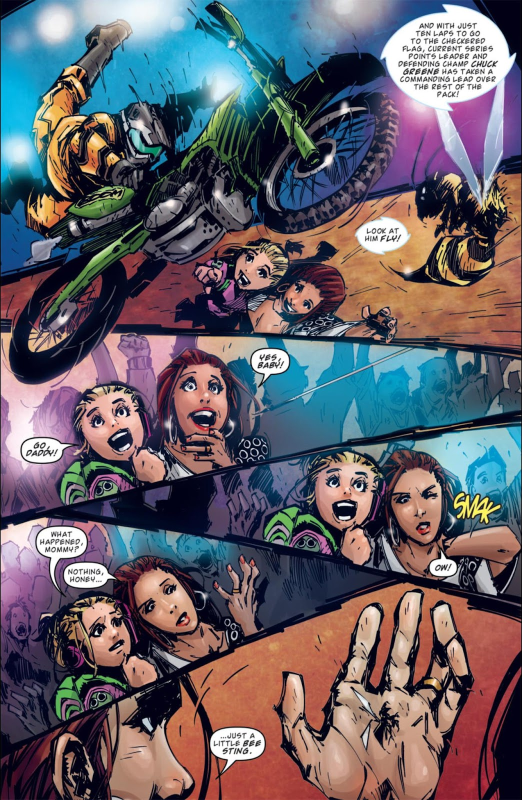 Read online Dead Rising: Road to Fortune comic -  Issue #3 - 11