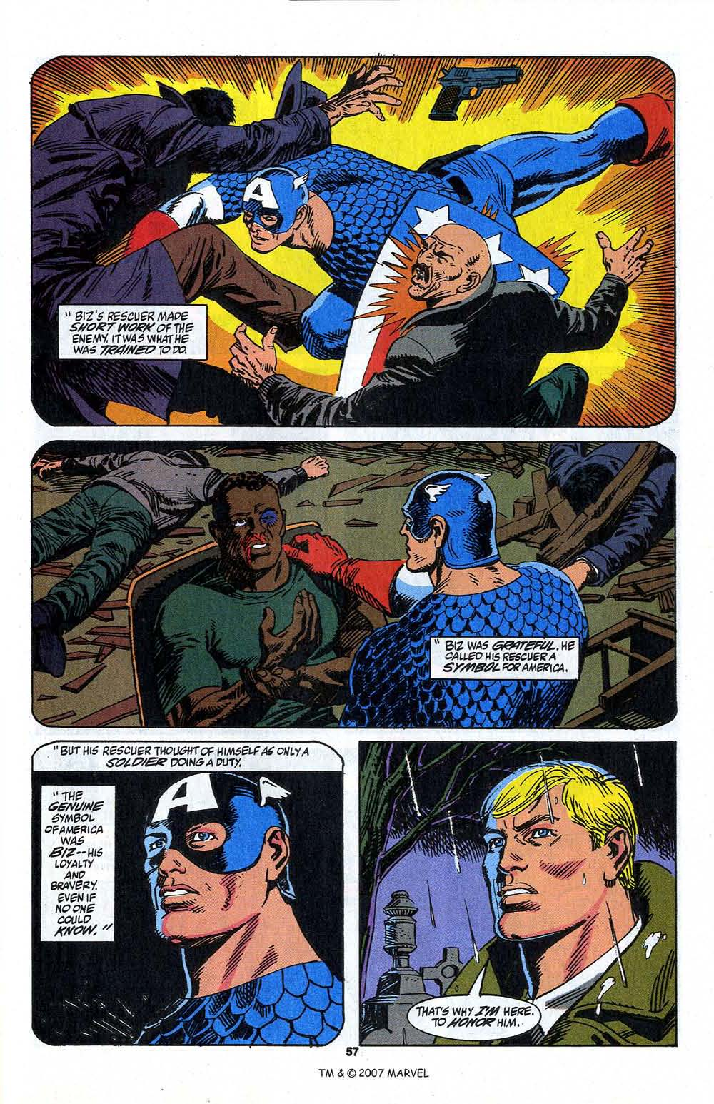 Read online Captain America (1968) comic -  Issue # _Annual 13 - 59
