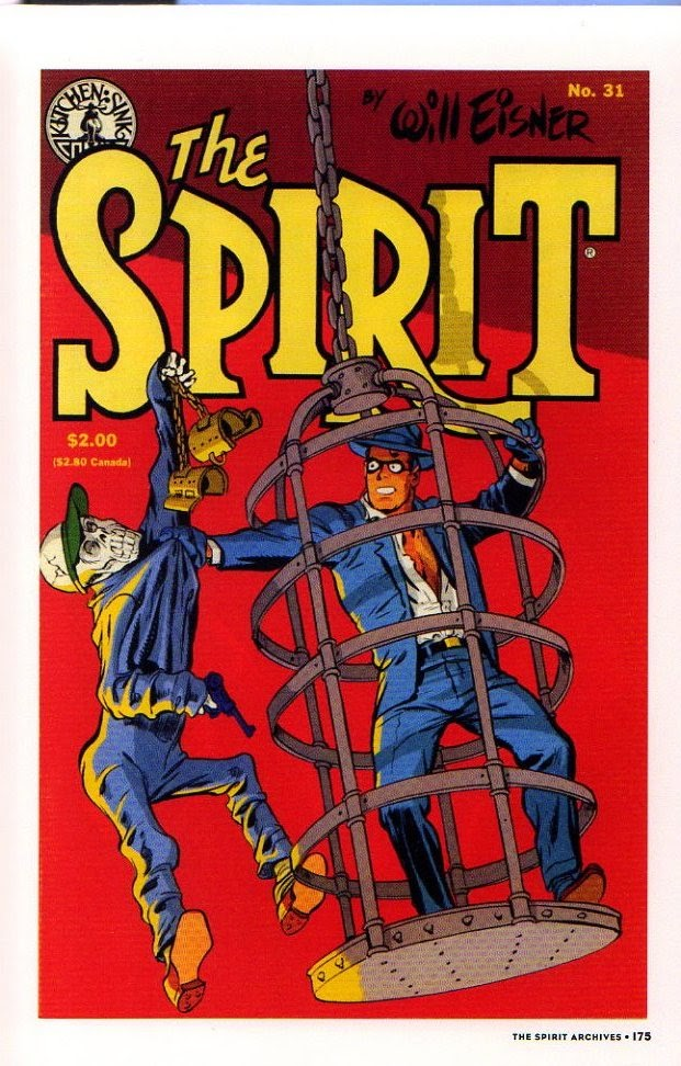 Read online Will Eisner's The Spirit Archives comic -  Issue # TPB 26 (Part 2) - 82