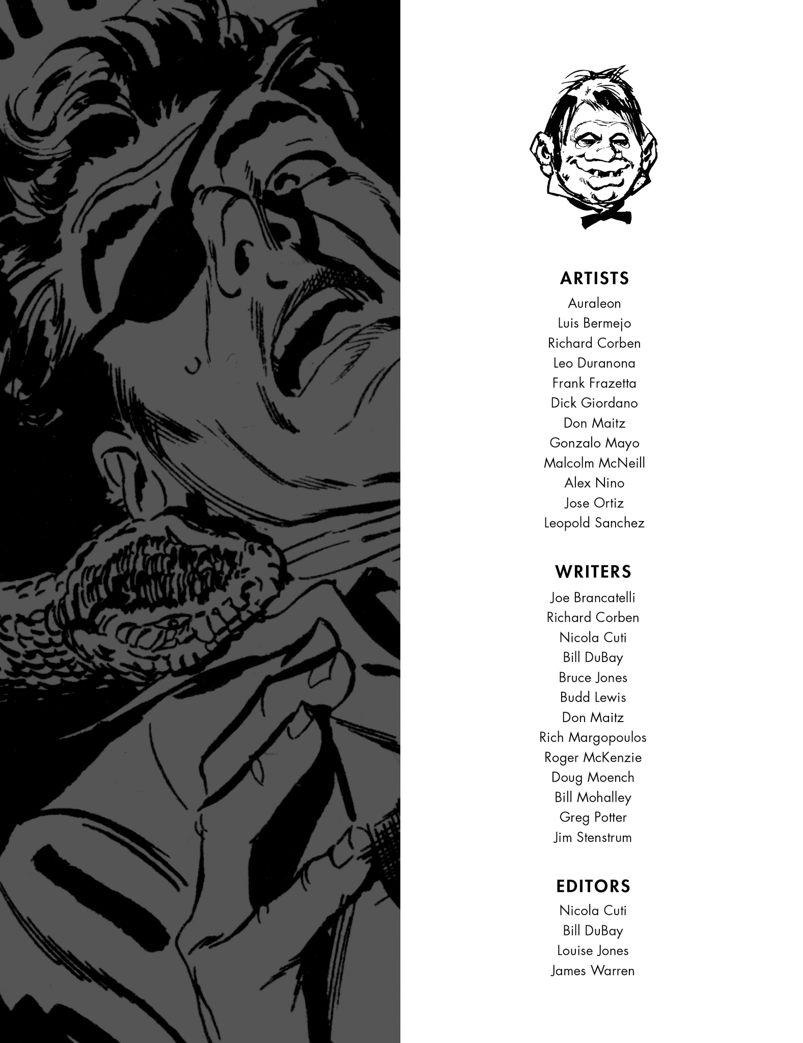 Read online Eerie Archives comic -  Issue # TPB 18 - 3