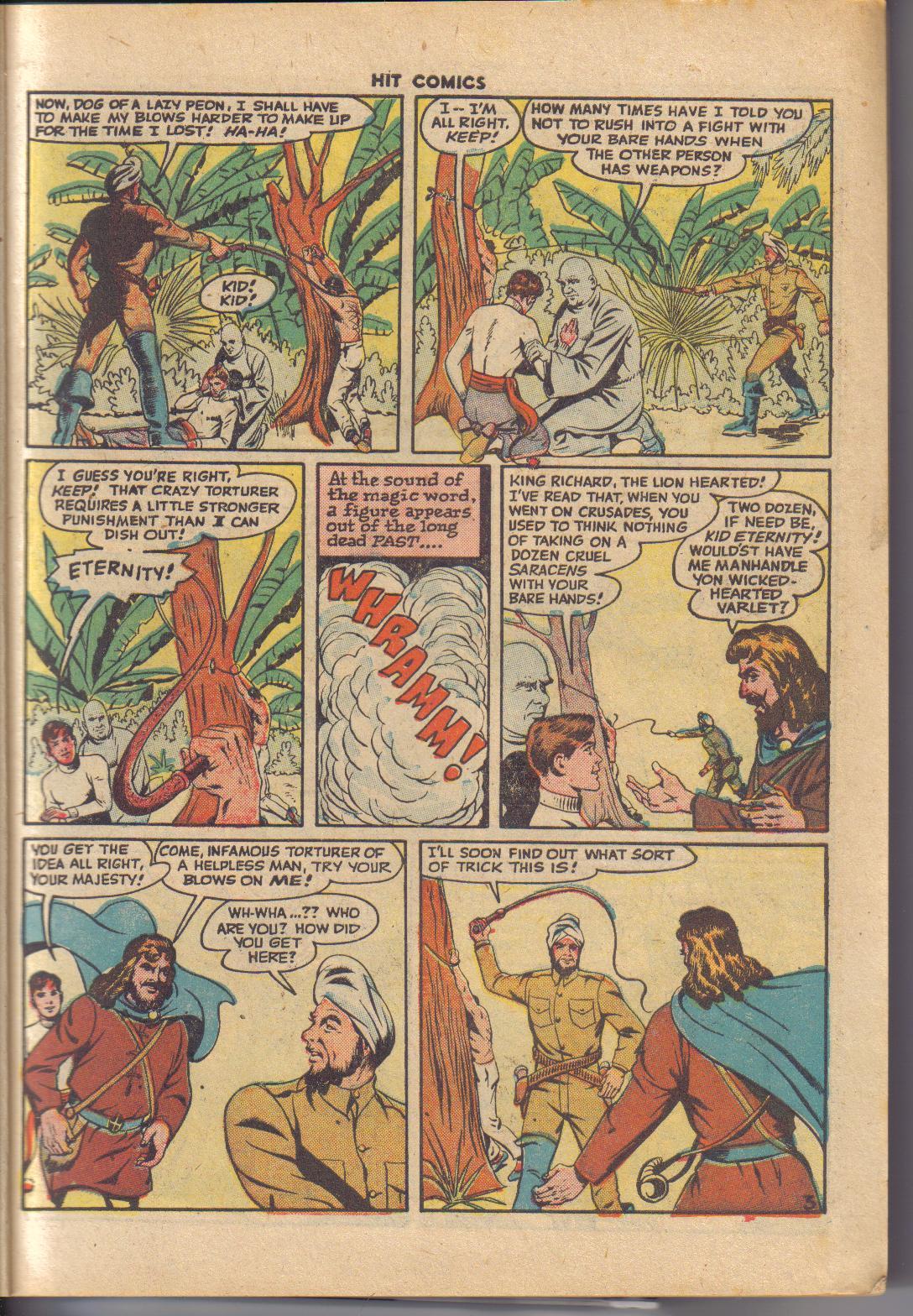 Read online Hit Comics comic -  Issue #45 - 5