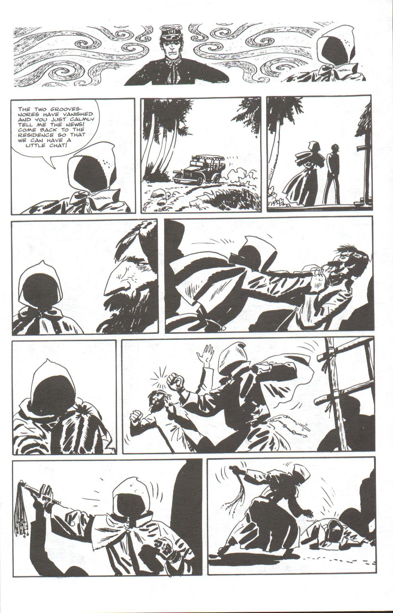 Read online Corto Maltese: Ballad of the Salt Sea comic -  Issue #6 - 5