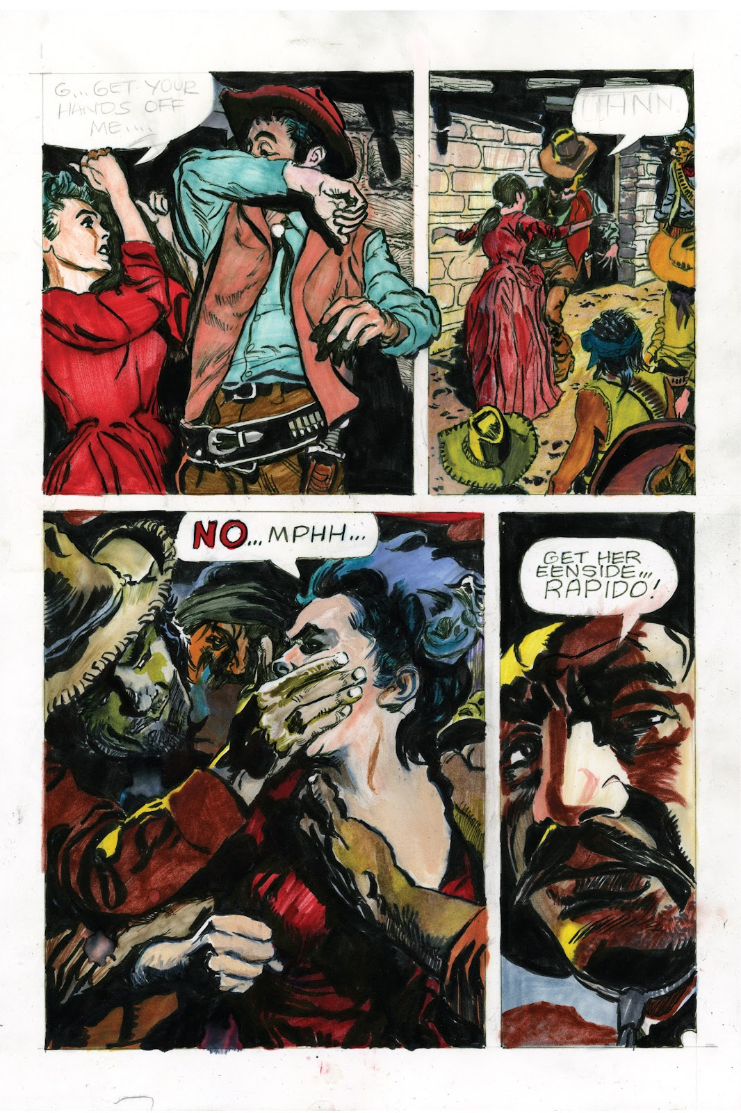 Read online Doug Wildey's Rio: The Complete Saga comic -  Issue # TPB (Part 3) - 44
