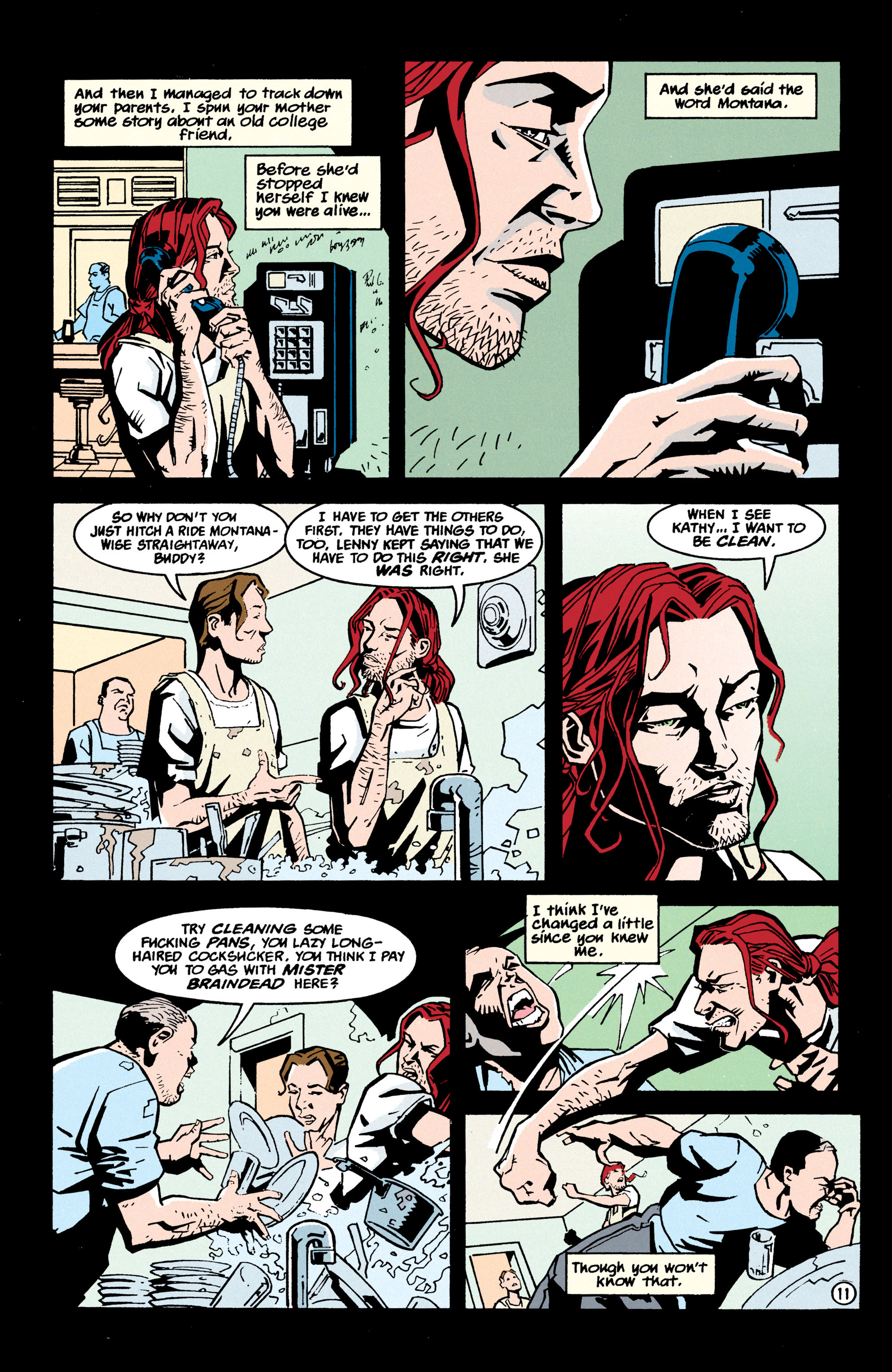 Read online Shade, the Changing Man comic -  Issue #70 - 12