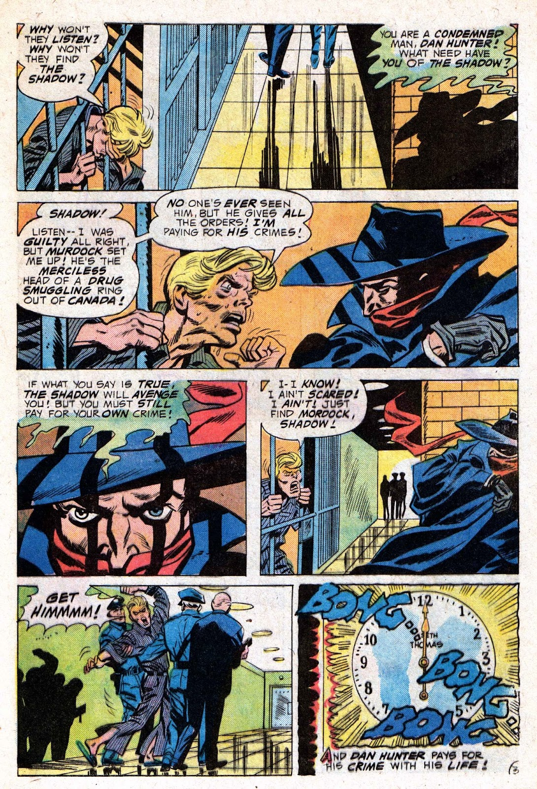 The Shadow (1973) issue 9 - Page 5