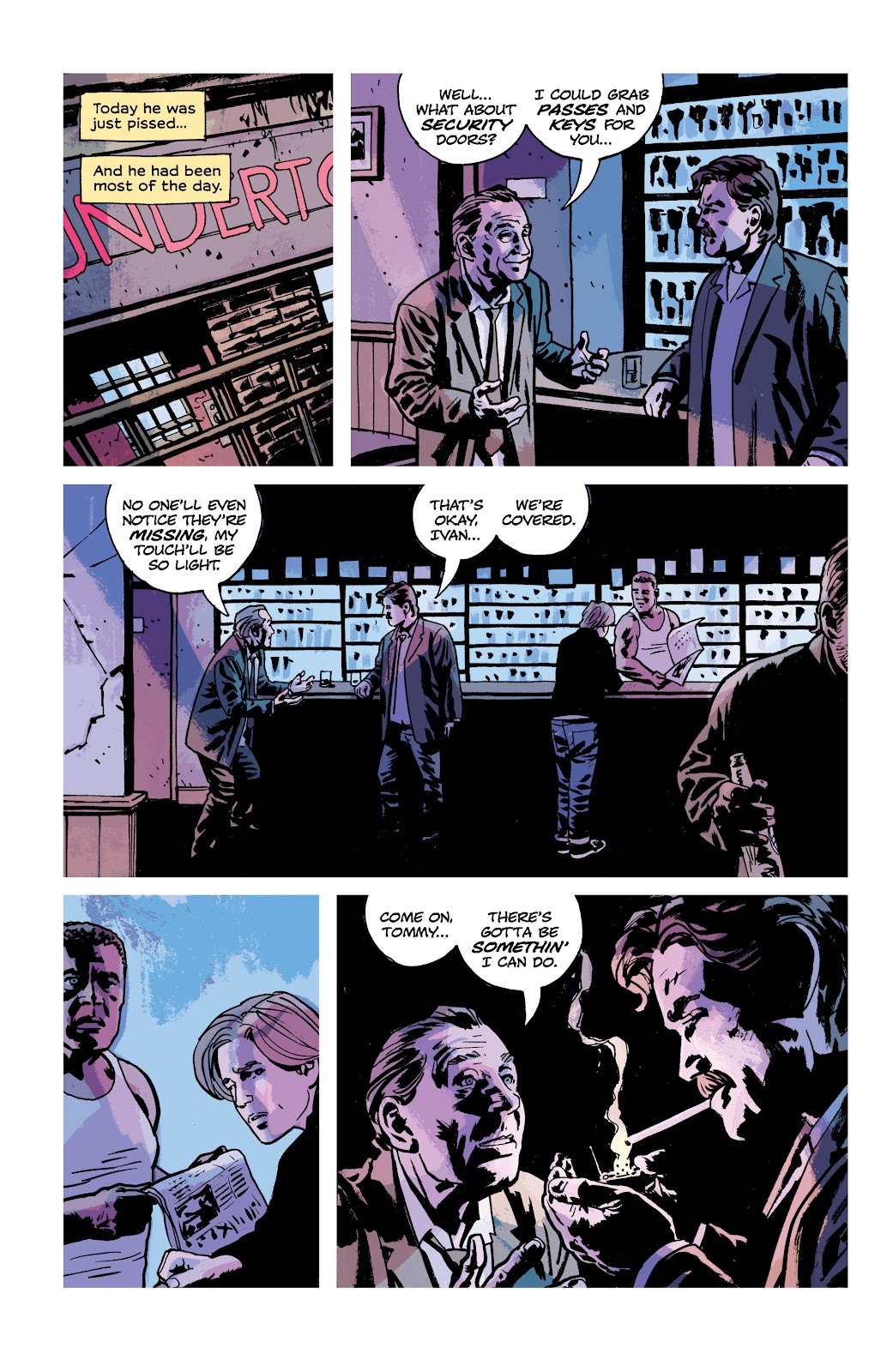 Read online Criminal (2019) comic -  Issue #9 - 7
