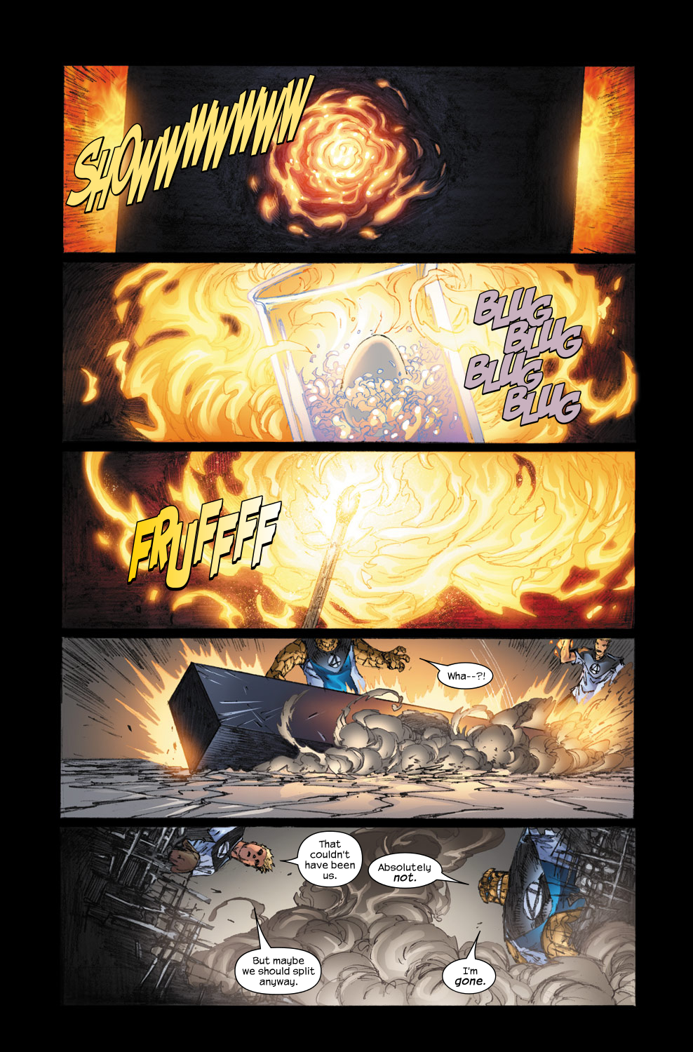 Read online Ultimate Fantastic Four (2004) comic -  Issue #54 - 9