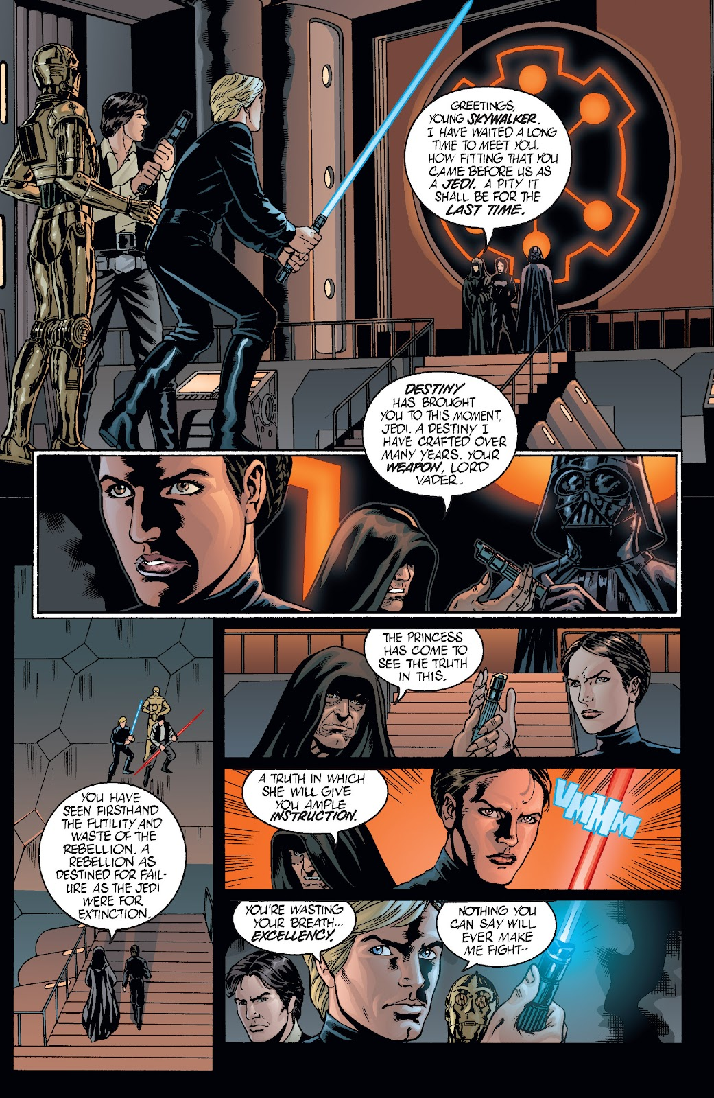 Read online Star Wars Legends: Infinities - Epic Collection comic -  Issue # TPB (Part 1) - 89