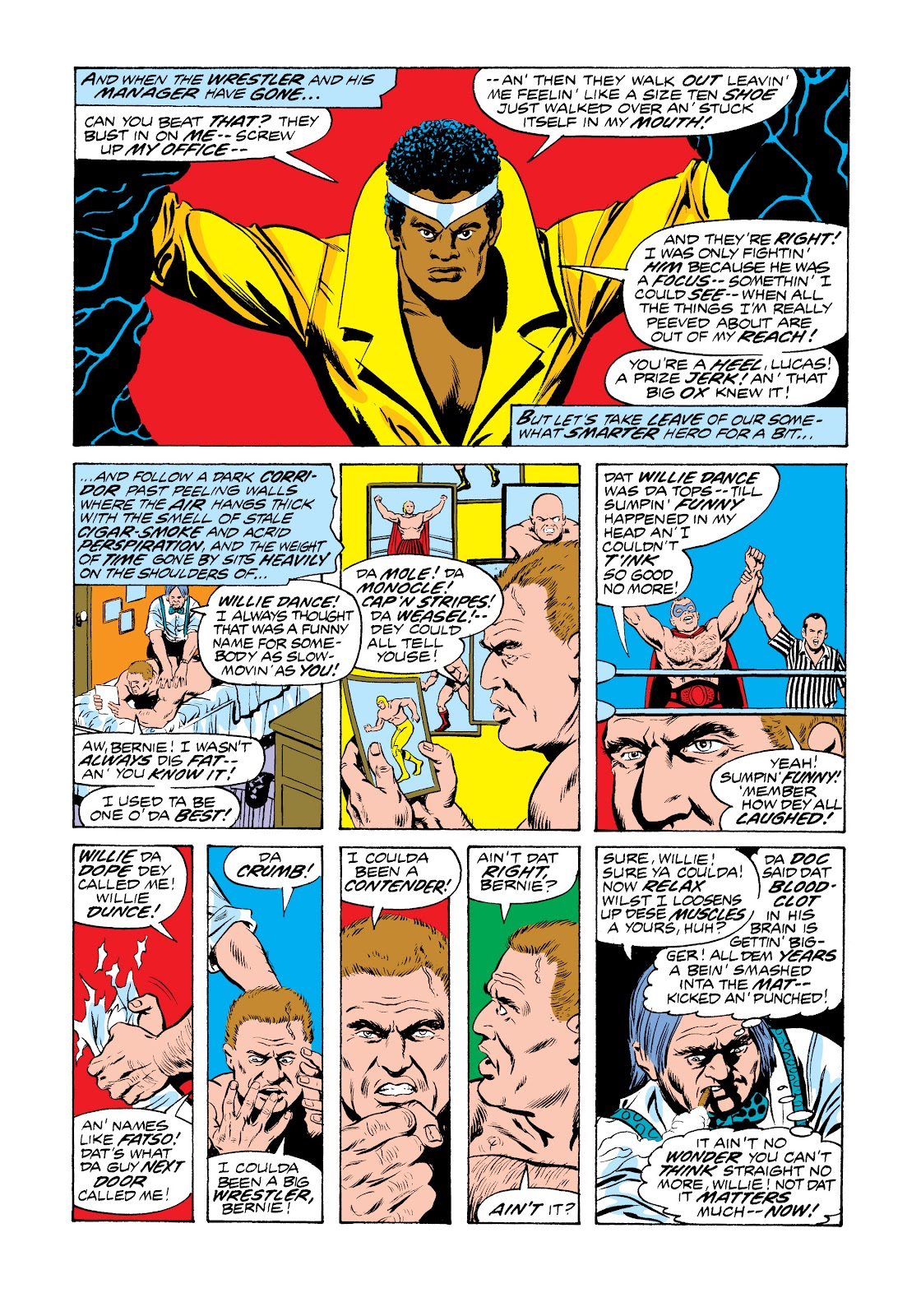 Read online Marvel Masterworks: Luke Cage, Power Man comic -  Issue # TPB 2 (Part 3) - 6