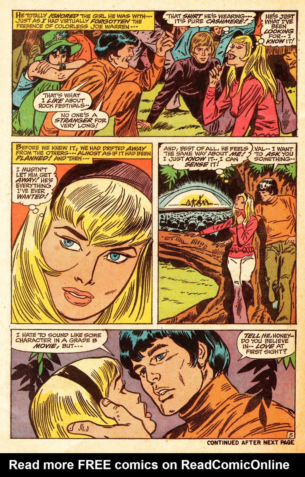 My Love (1969) issue 22 - Page 27