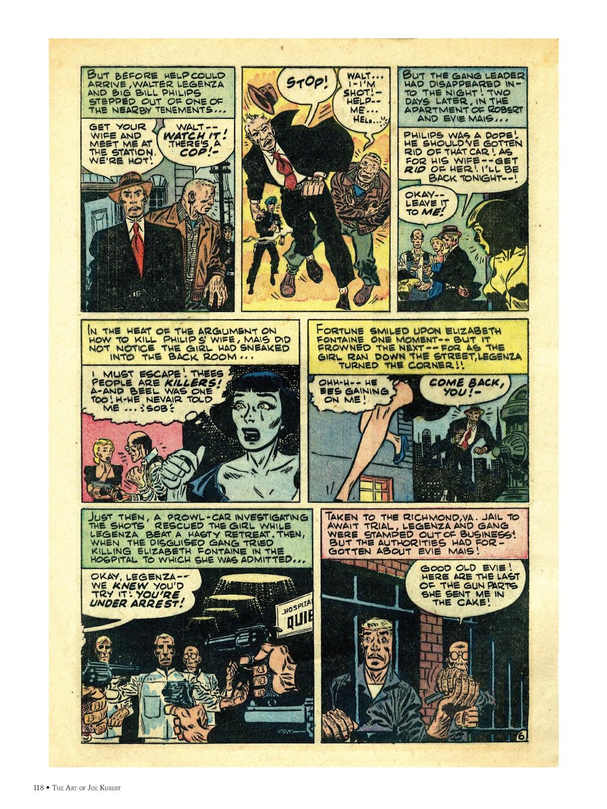 Read online The Art of Joe Kubert comic -  Issue # TPB (Part 2) - 18