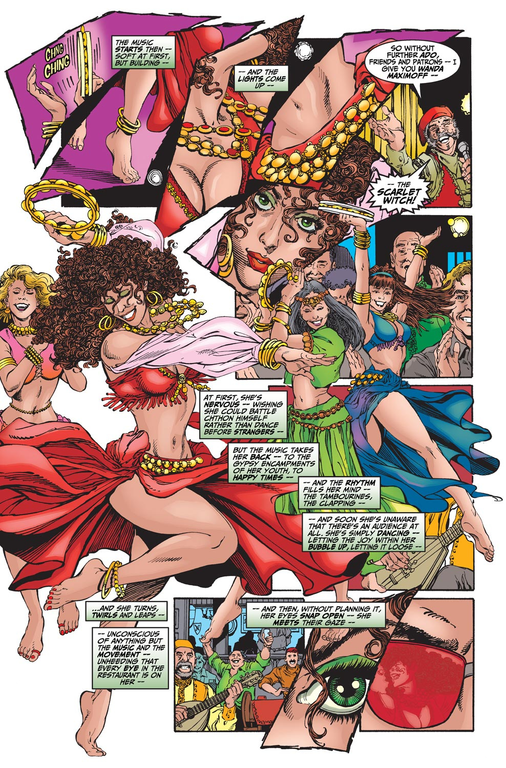 Read online Avengers (1998) comic -  Issue #19 - 6
