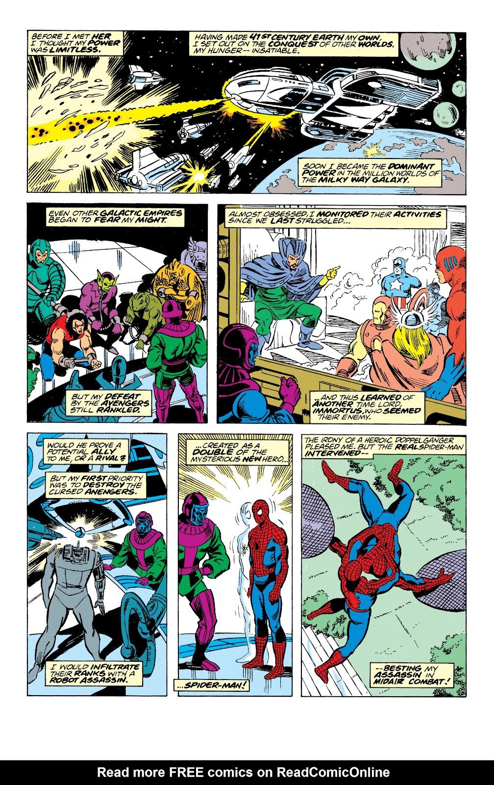Read online Avengers: Citizen Kang comic -  Issue # TPB (Part 2) - 4