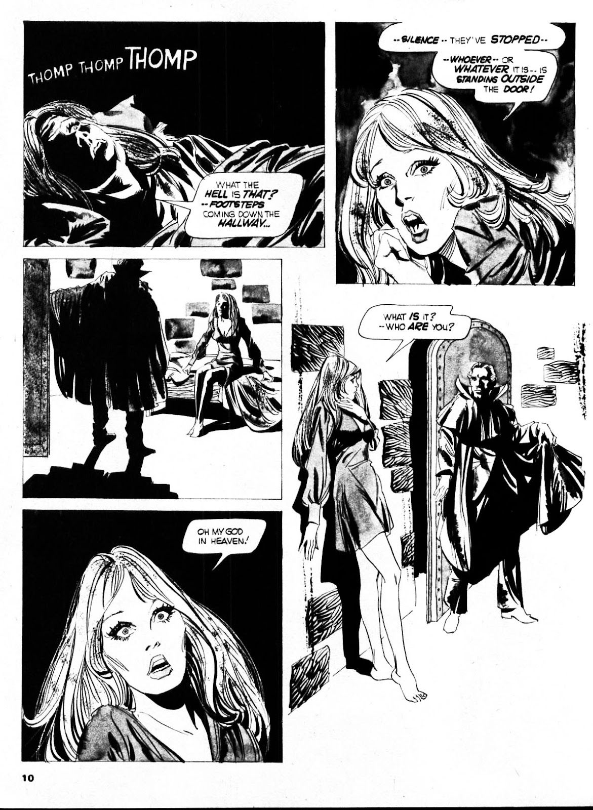 Nightmare (1970) issue 21 - Page 10
