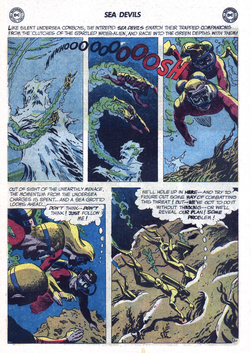 Read online Sea Devils comic -  Issue #7 - 28