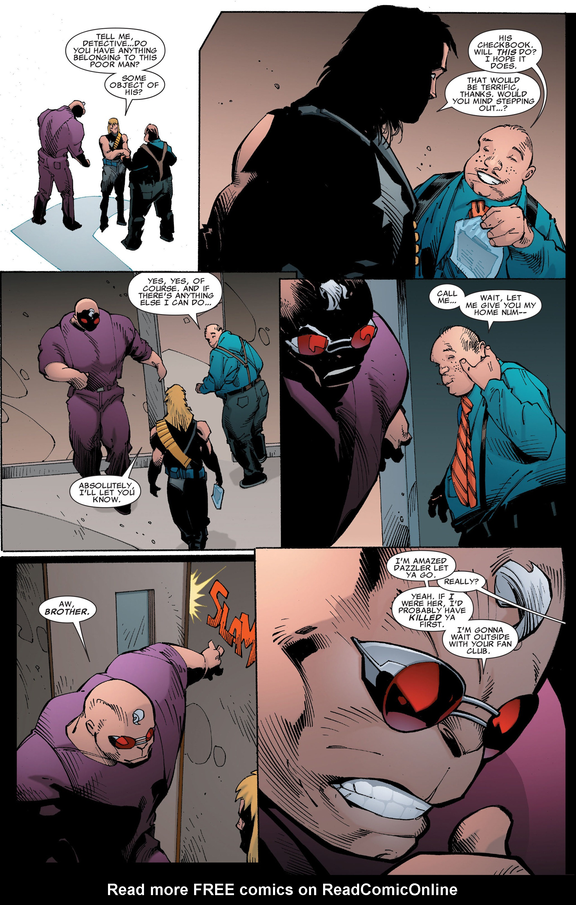 Read online X-Factor (2006) comic -  Issue #35 - 18