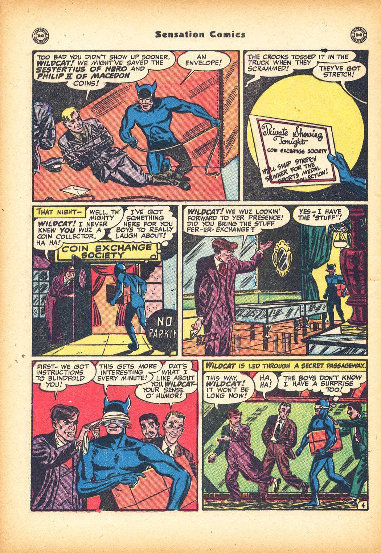Read online Sensation (Mystery) Comics comic -  Issue #78 - 46