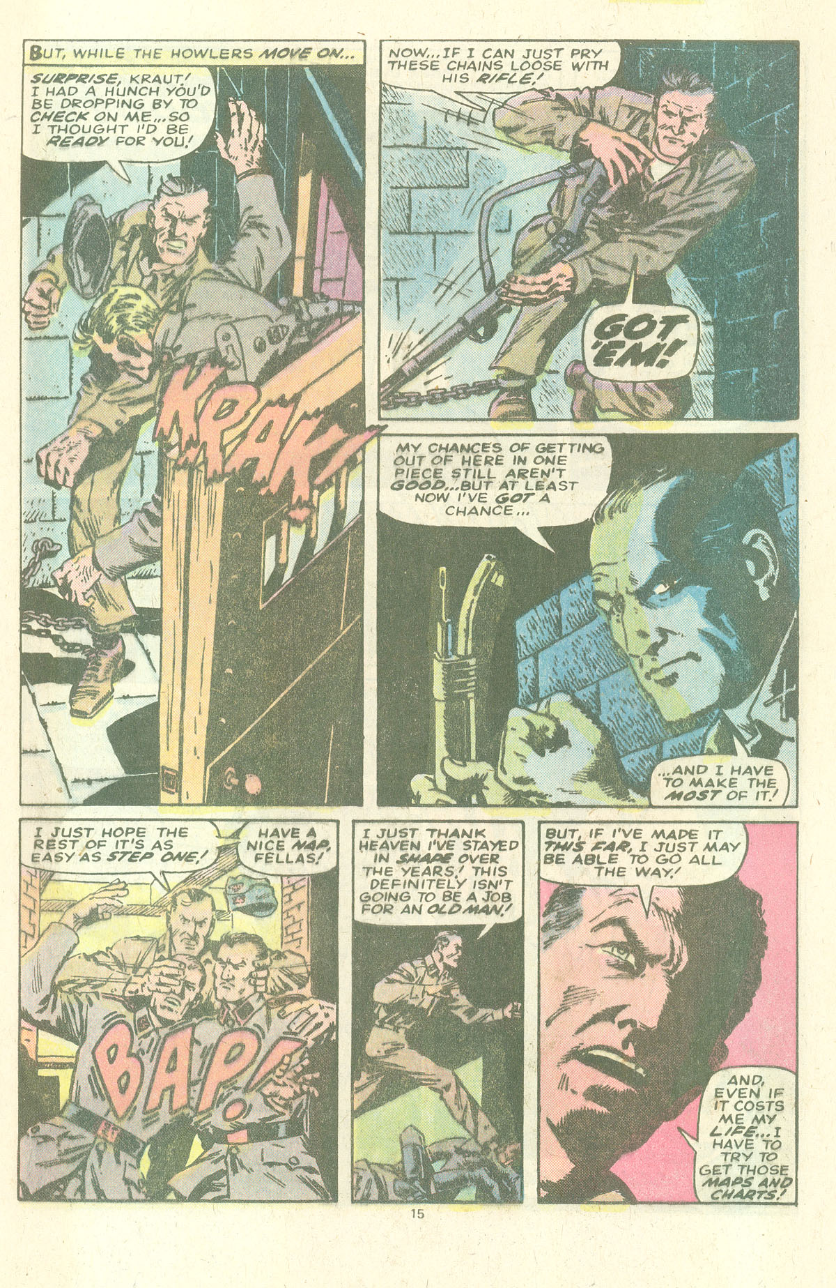 Read online Sgt. Fury comic -  Issue #157 - 17