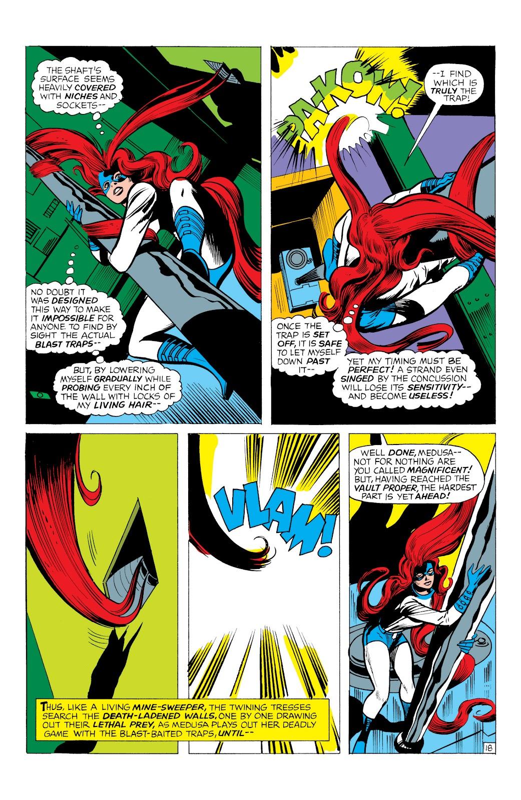 Read online Marvel Masterworks: The Inhumans comic -  Issue # TPB 1 (Part 1) - 61