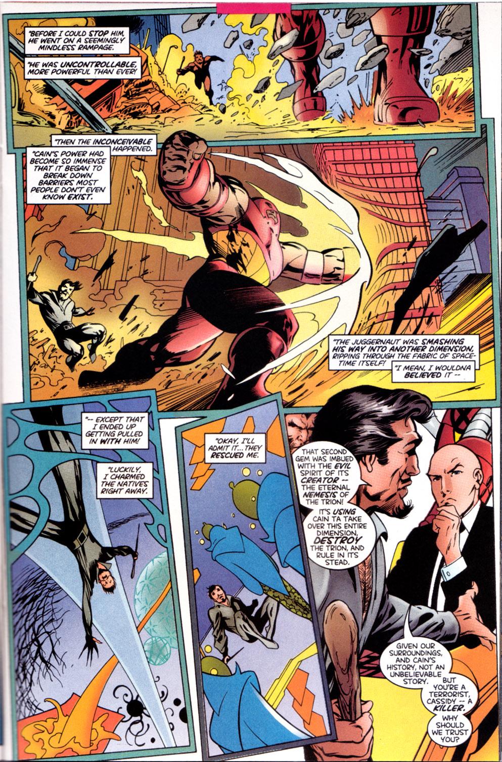X-Men (1991) 88 Page 11