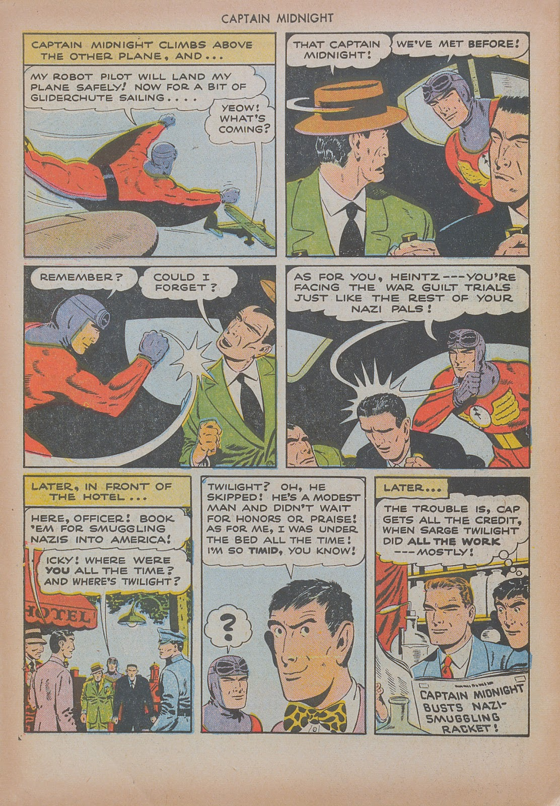 Captain Midnight (1942) issue 20 - Page 34