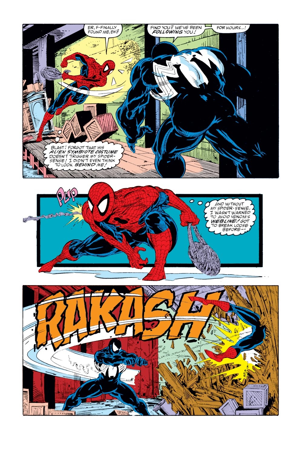 The Amazing Spider-Man (1963) 316 Page 19