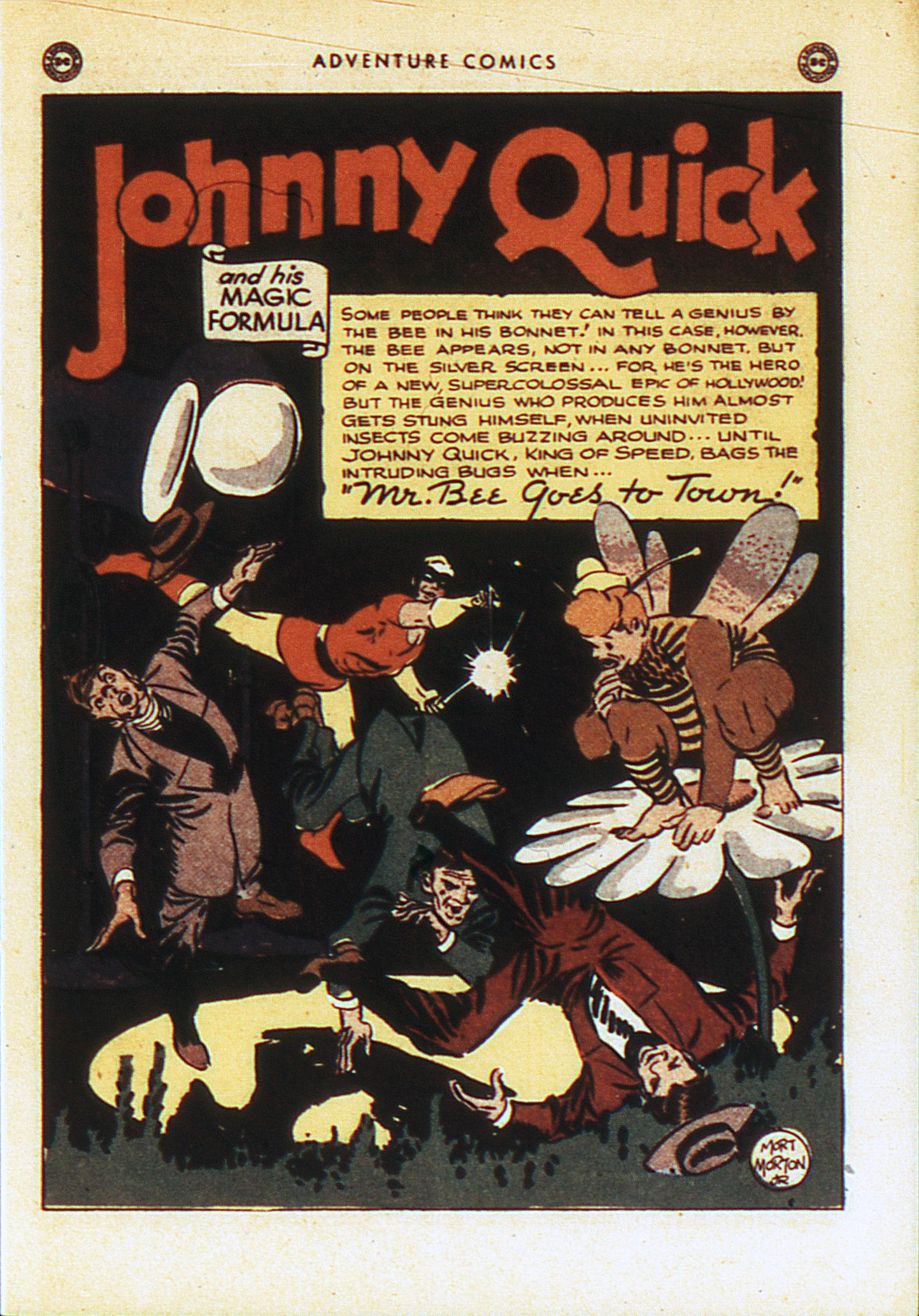 Read online Adventure Comics (1938) comic -  Issue #104 - 12
