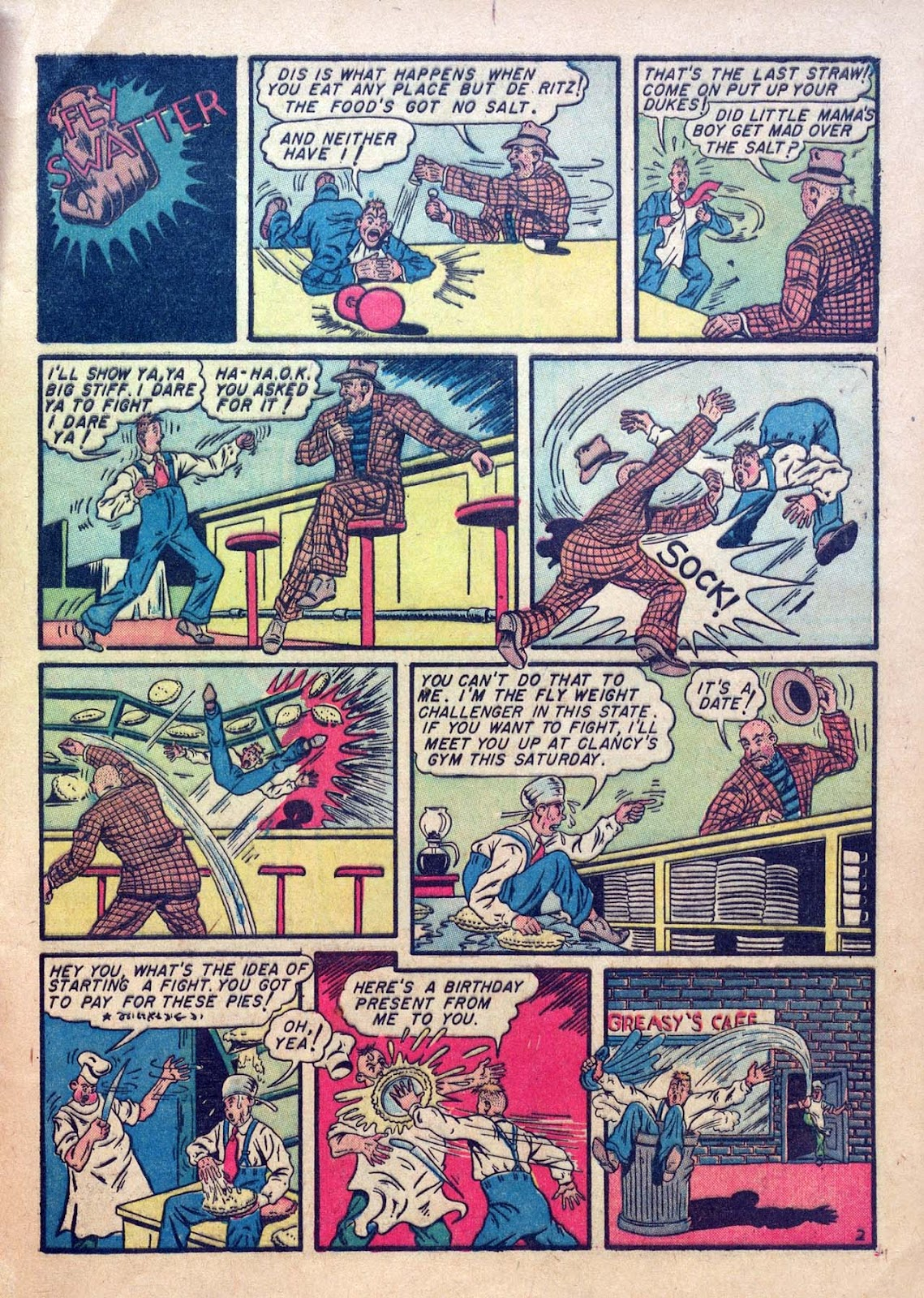 Read online Joker Comics comic -  Issue #1 - 55