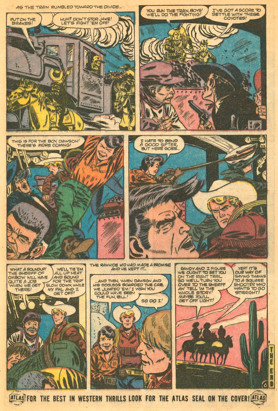 The Rawhide Kid (1955) issue 3 - Page 16