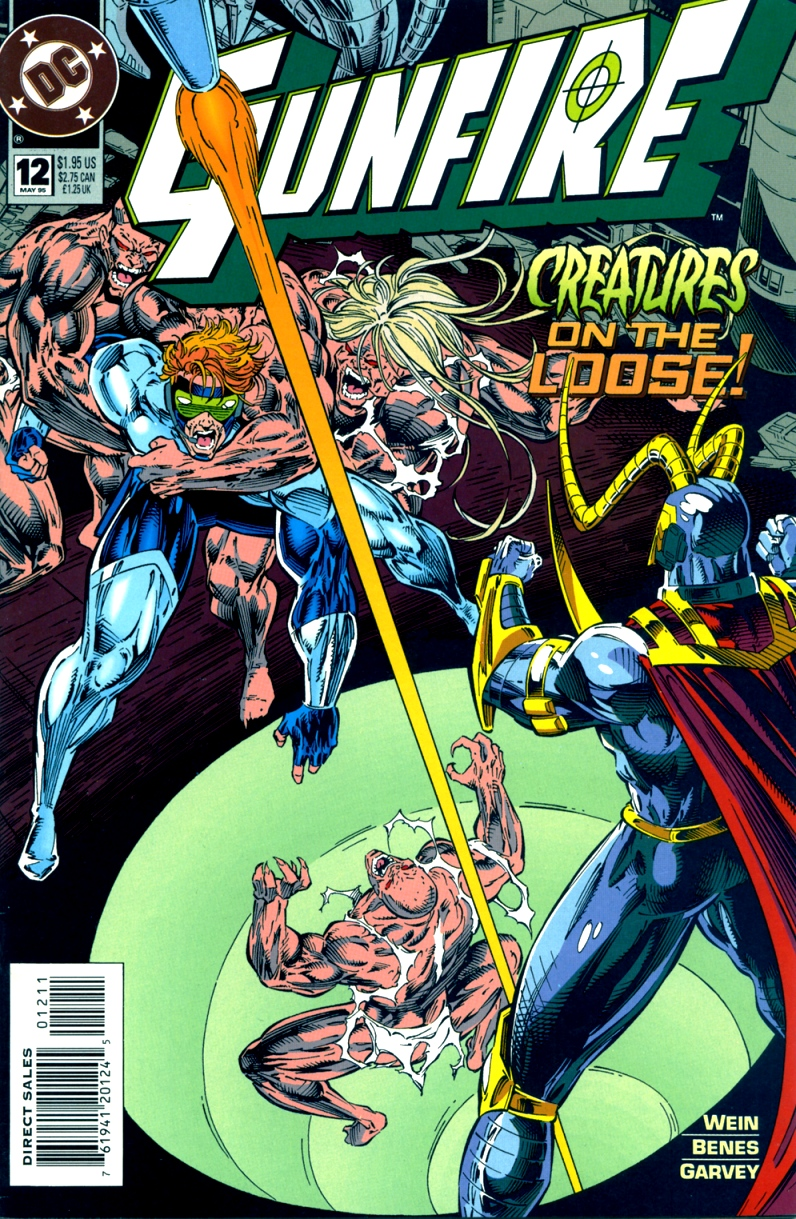 Read online Gunfire comic -  Issue #12 - 1