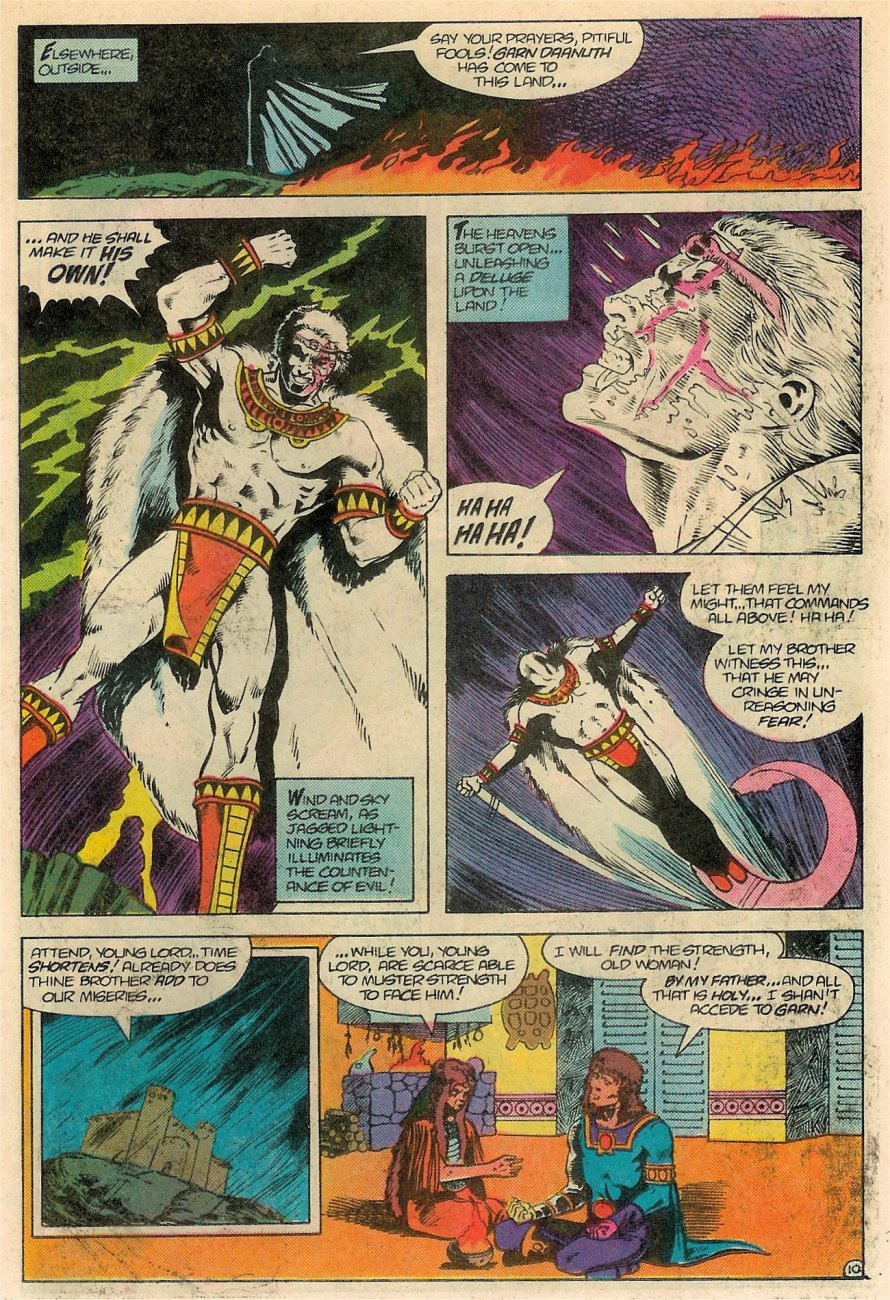 Read online Arion, Lord of Atlantis comic -  Issue #18 - 11