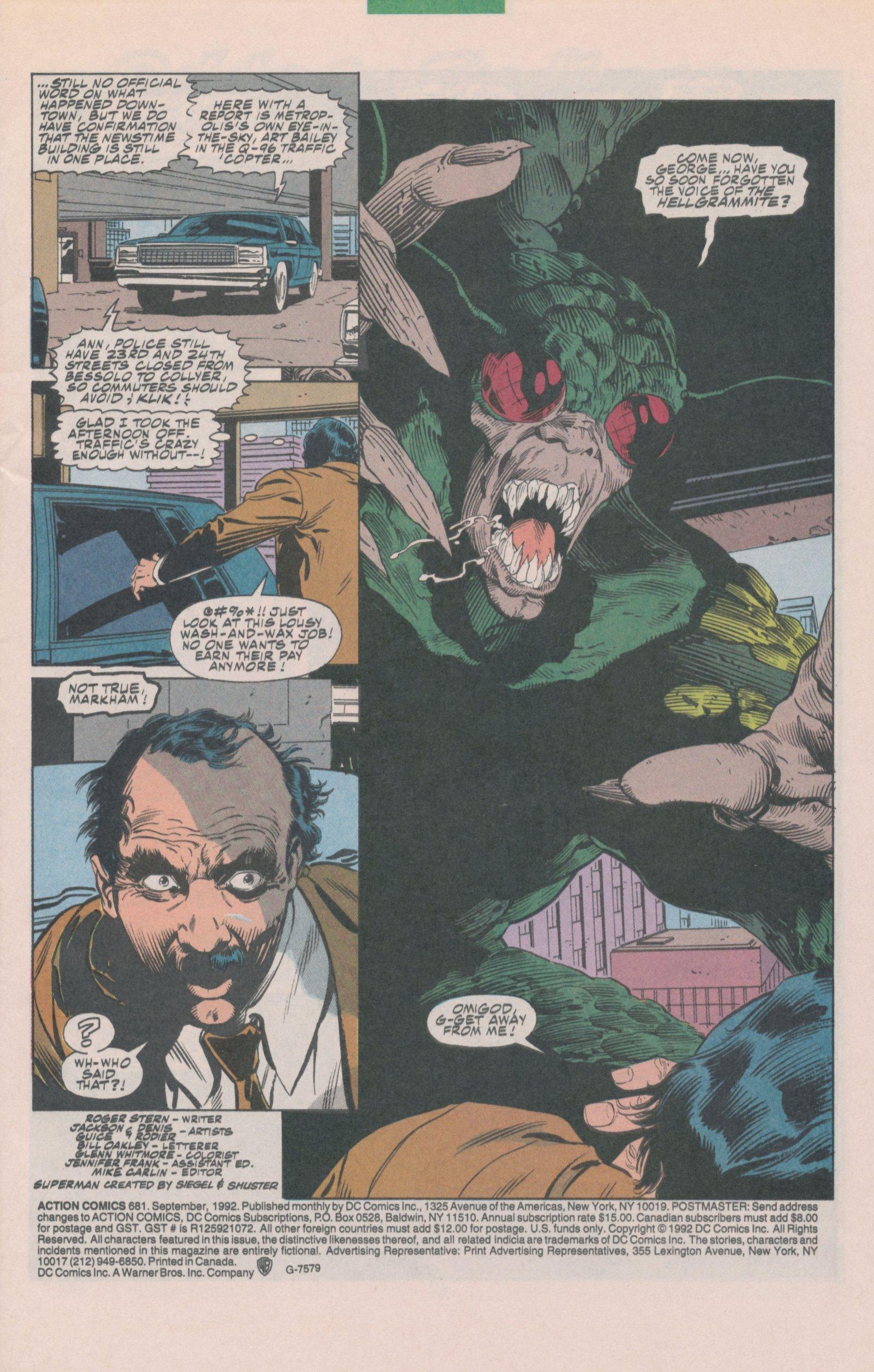 Action Comics (1938) 681 Page 2