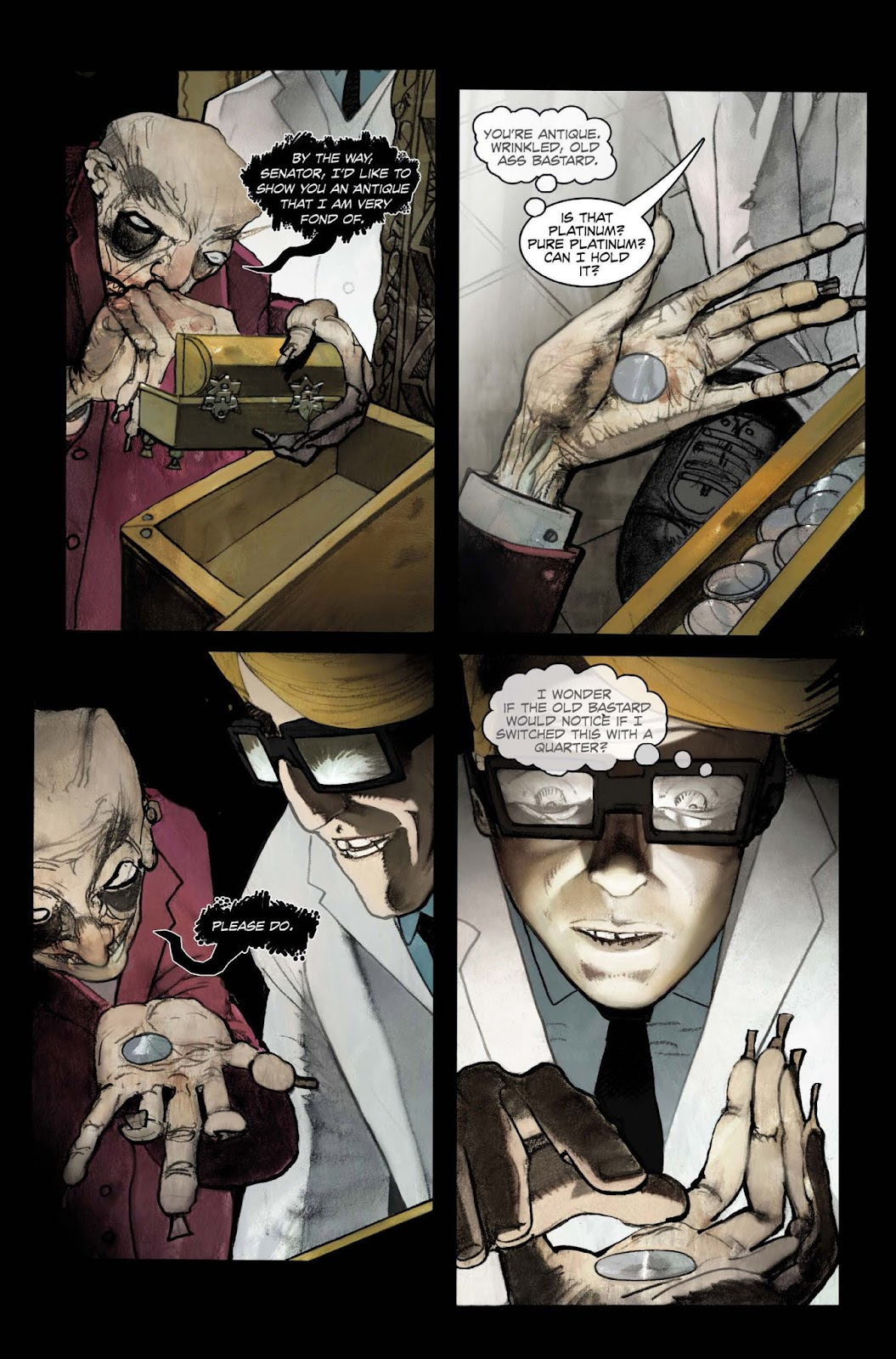 13 Coins issue TPB - Page 62