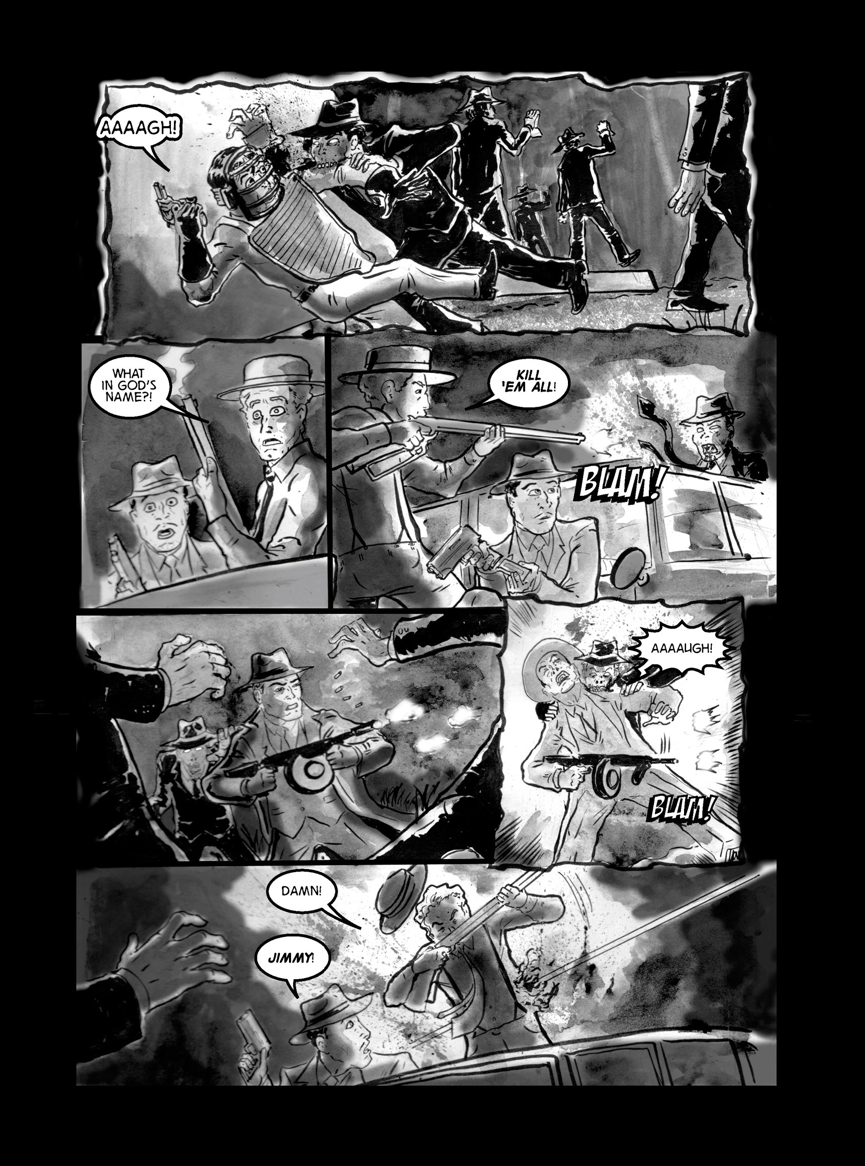 Read online FUBAR comic -  Issue #3 - 247