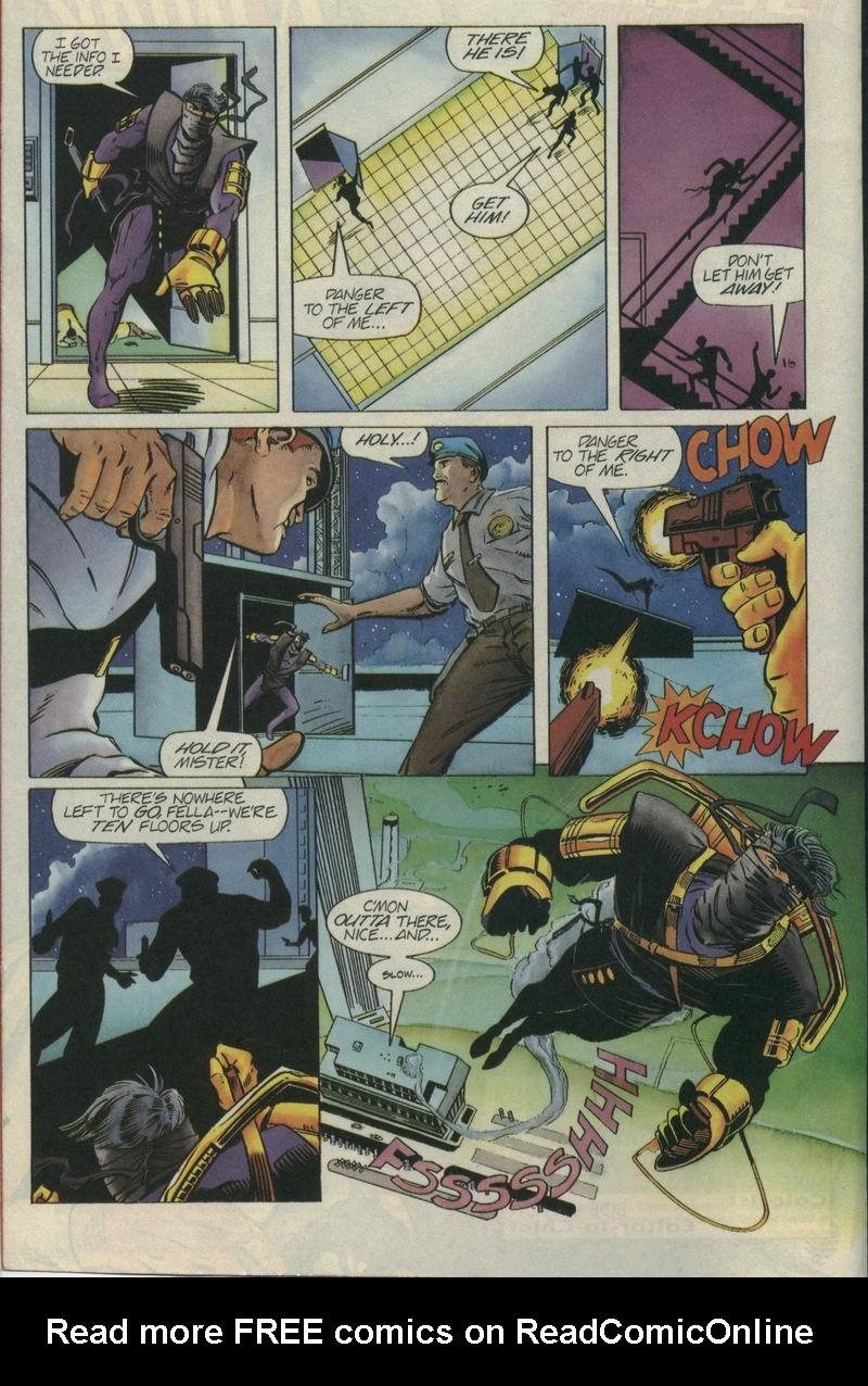 Read online Secret Weapons comic -  Issue #5 - 5