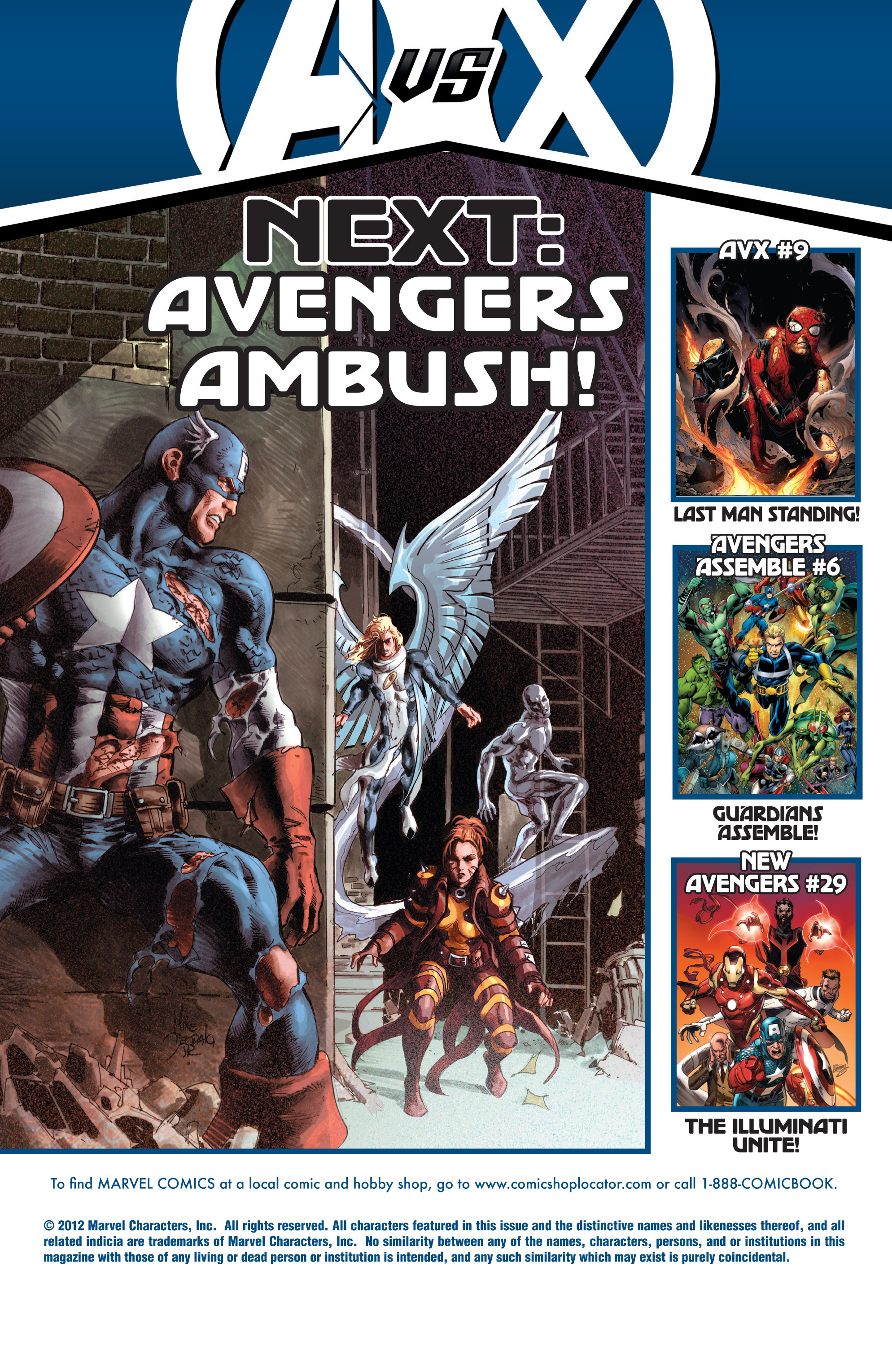 Read online Avengers (2010) comic -  Issue #28 - 19