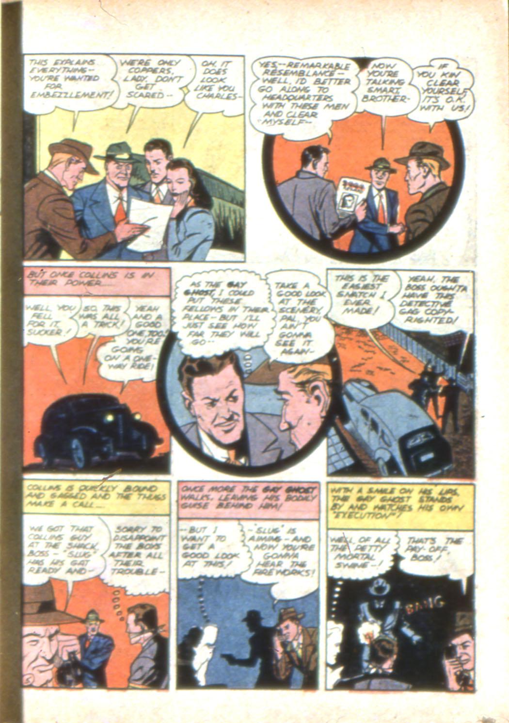 Read online Sensation (Mystery) Comics comic -  Issue #7 - 41