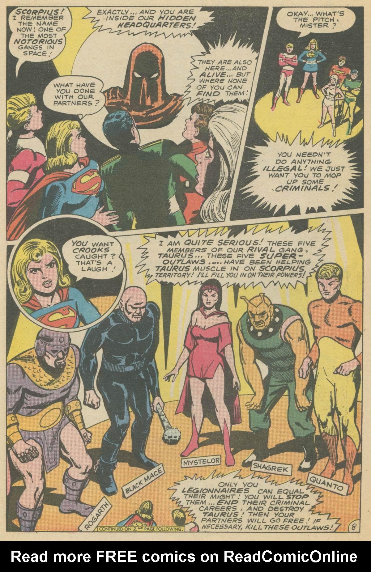 Read online Adventure Comics (1938) comic -  Issue #374 - 11