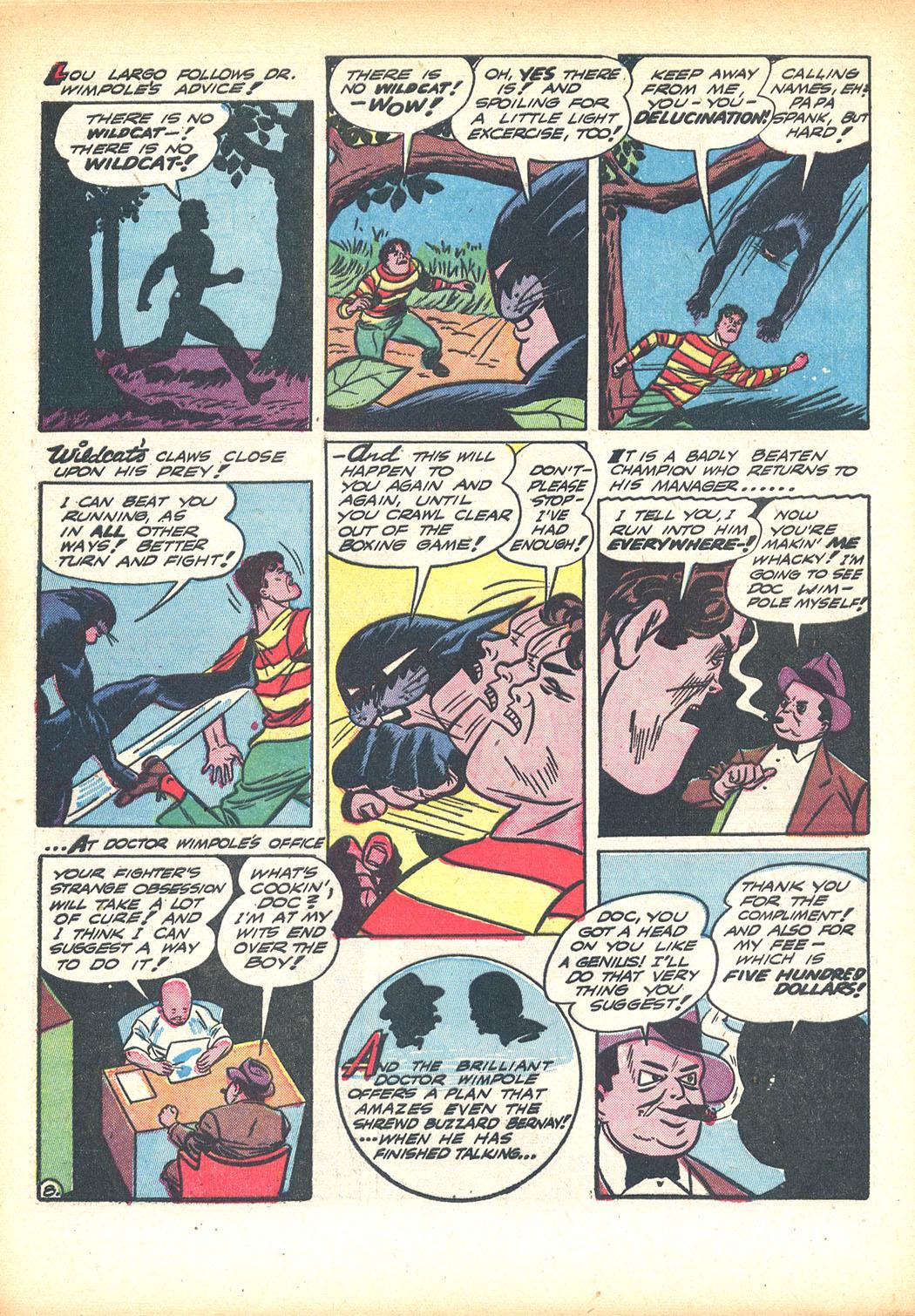 Read online Sensation (Mystery) Comics comic -  Issue #13 - 60
