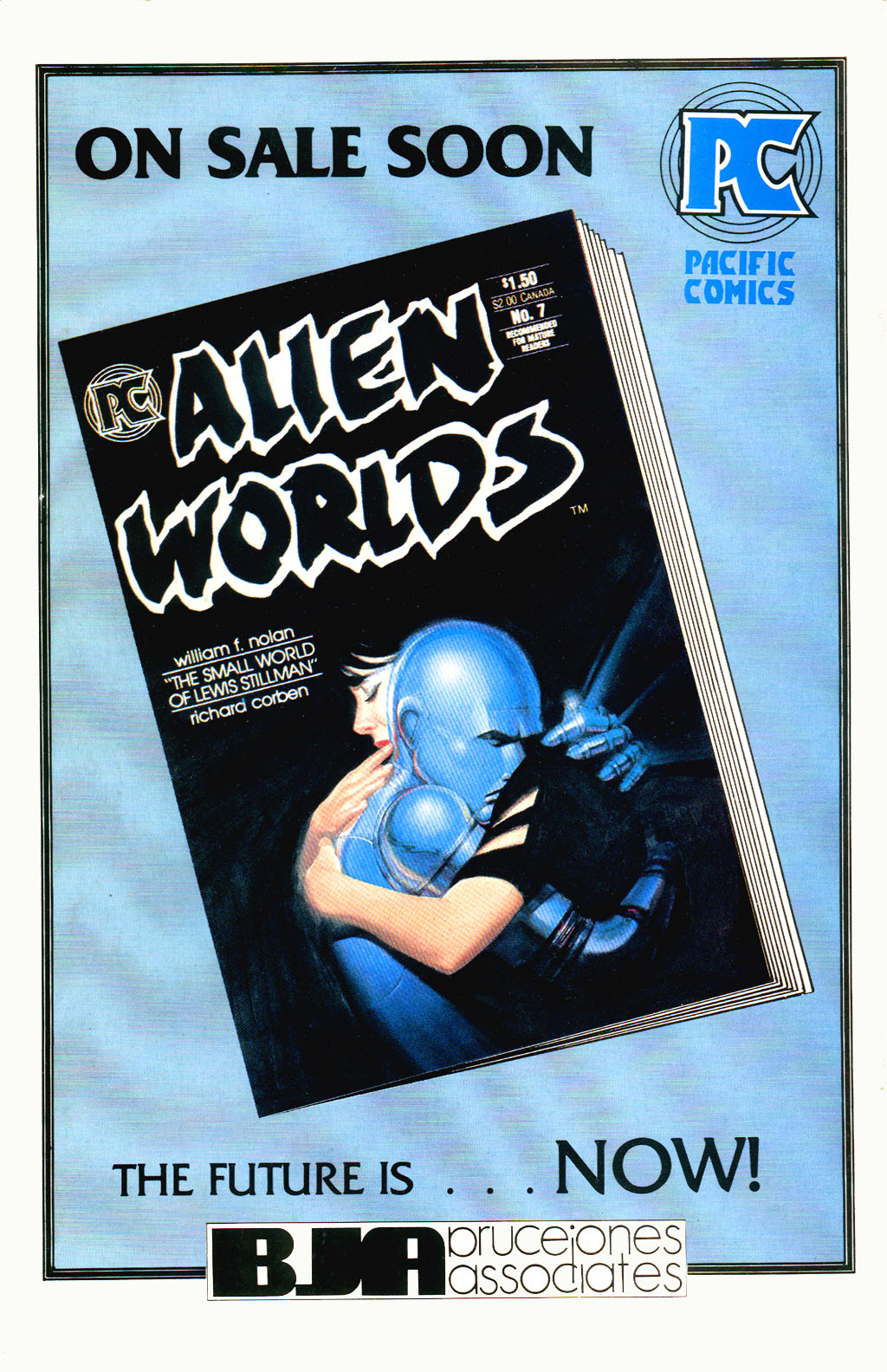 Read online Twisted Tales (1982) comic -  Issue #7 - 36