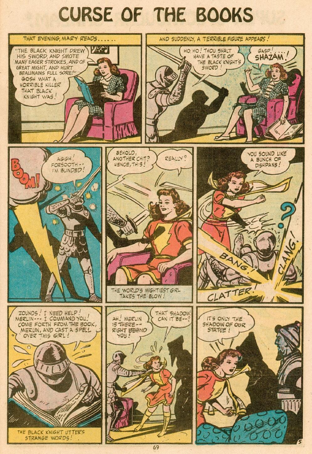 Read online Shazam! (1973) comic -  Issue #14 - 57