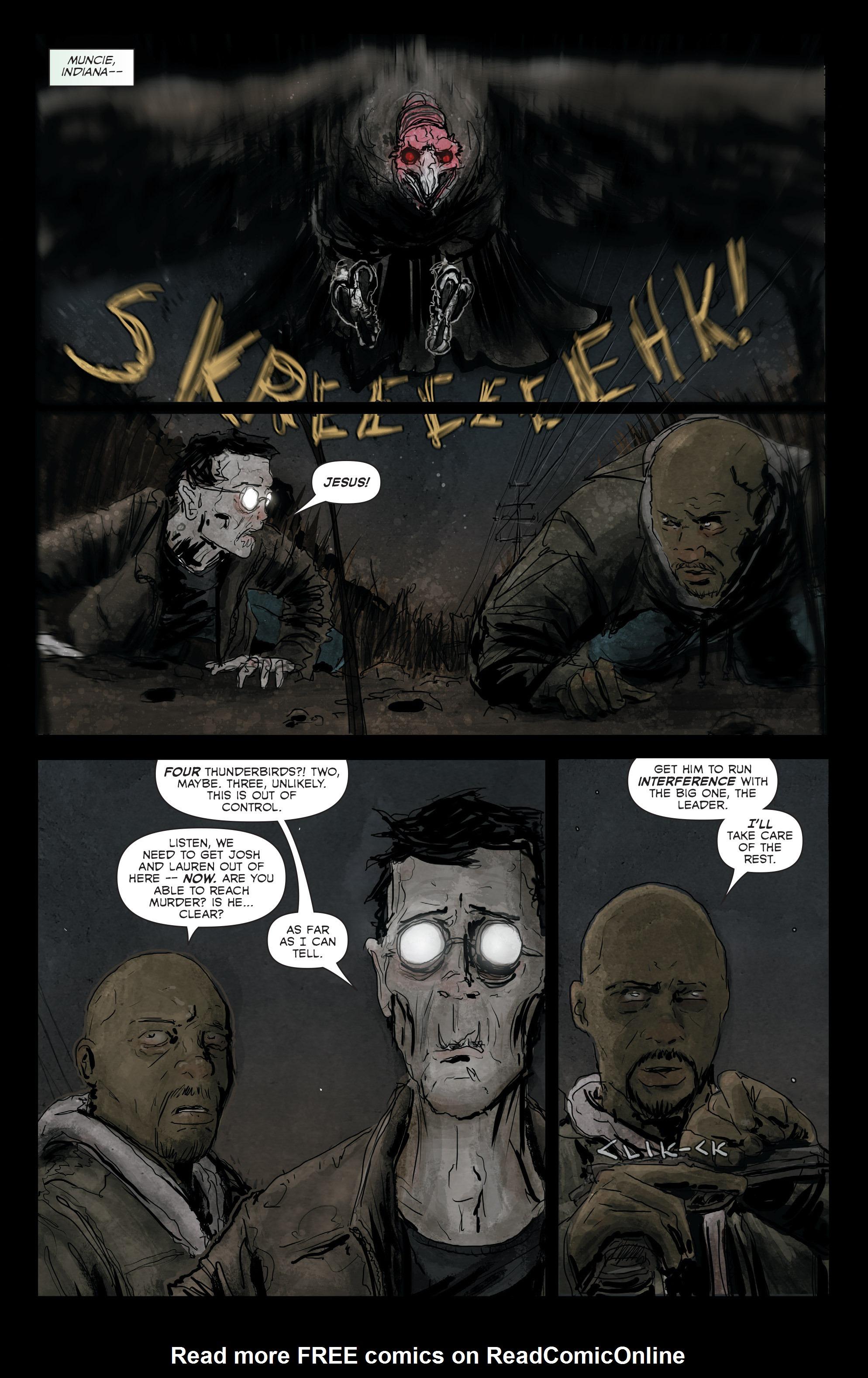 Read online Hoax Hunters (2012) comic -  Issue # TPB 3 - 30