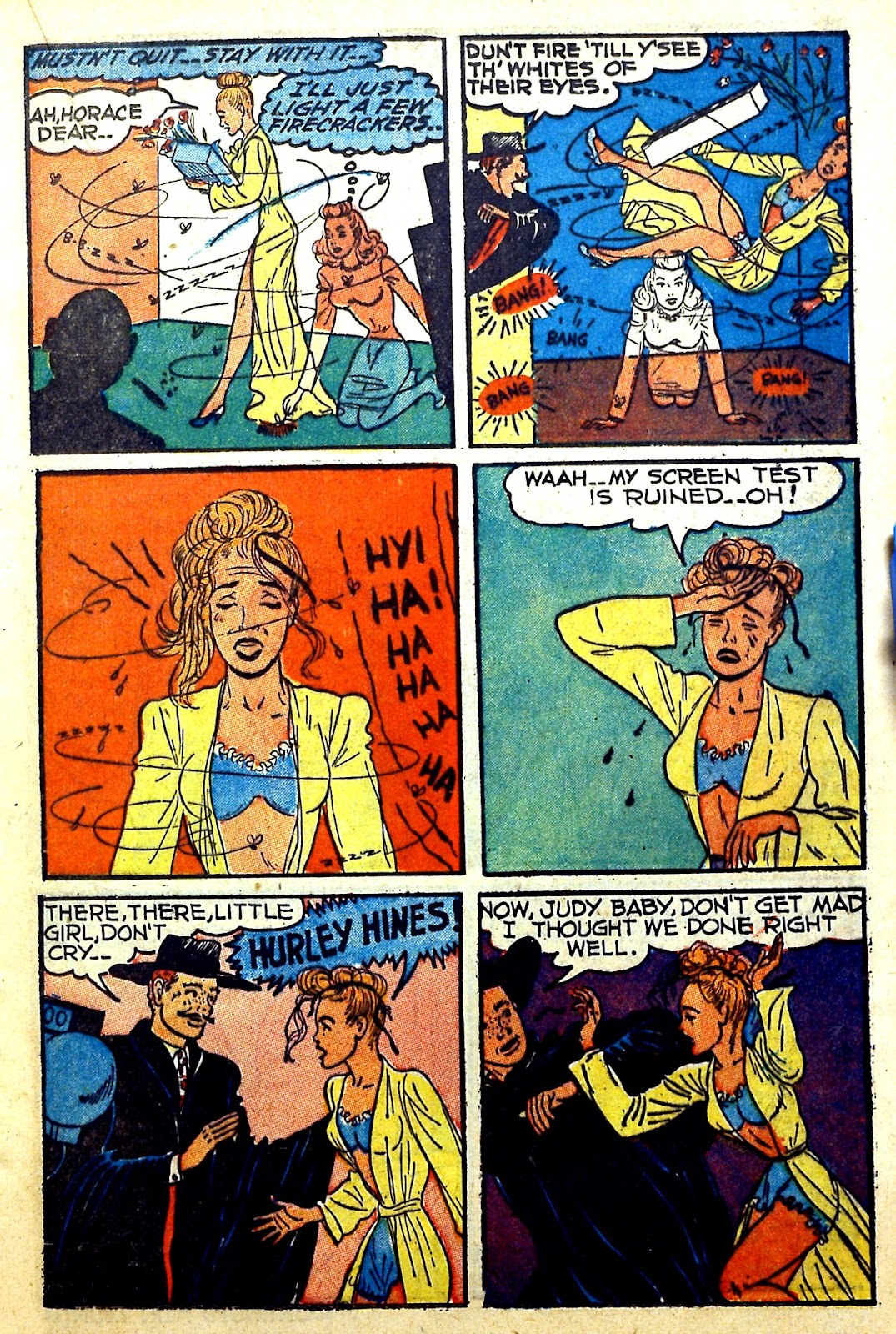 Read online Famous Funnies comic -  Issue #166 - 23